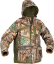 Womens Classic Elite Parka Realtree Edge Camo Medium