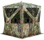 Big Cat Blind Blood Trail Backwoods Camo