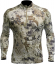 Hoplite II Baselayer Top Mid- Weight Highlander Camo 2X