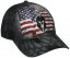 Kryptek USA Flag Typhon Black Hat
