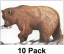 """NFAA Grizzly Bear Target 28""""x40""""( Group 1)"""