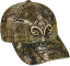 Realtree Edge  Antlers Logo Hat