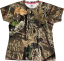 Womens Short Sleeve TShirt Mossy Oak Country Large