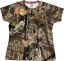 Womens Short Sleeve TShirt Mossy Oak Country Large
