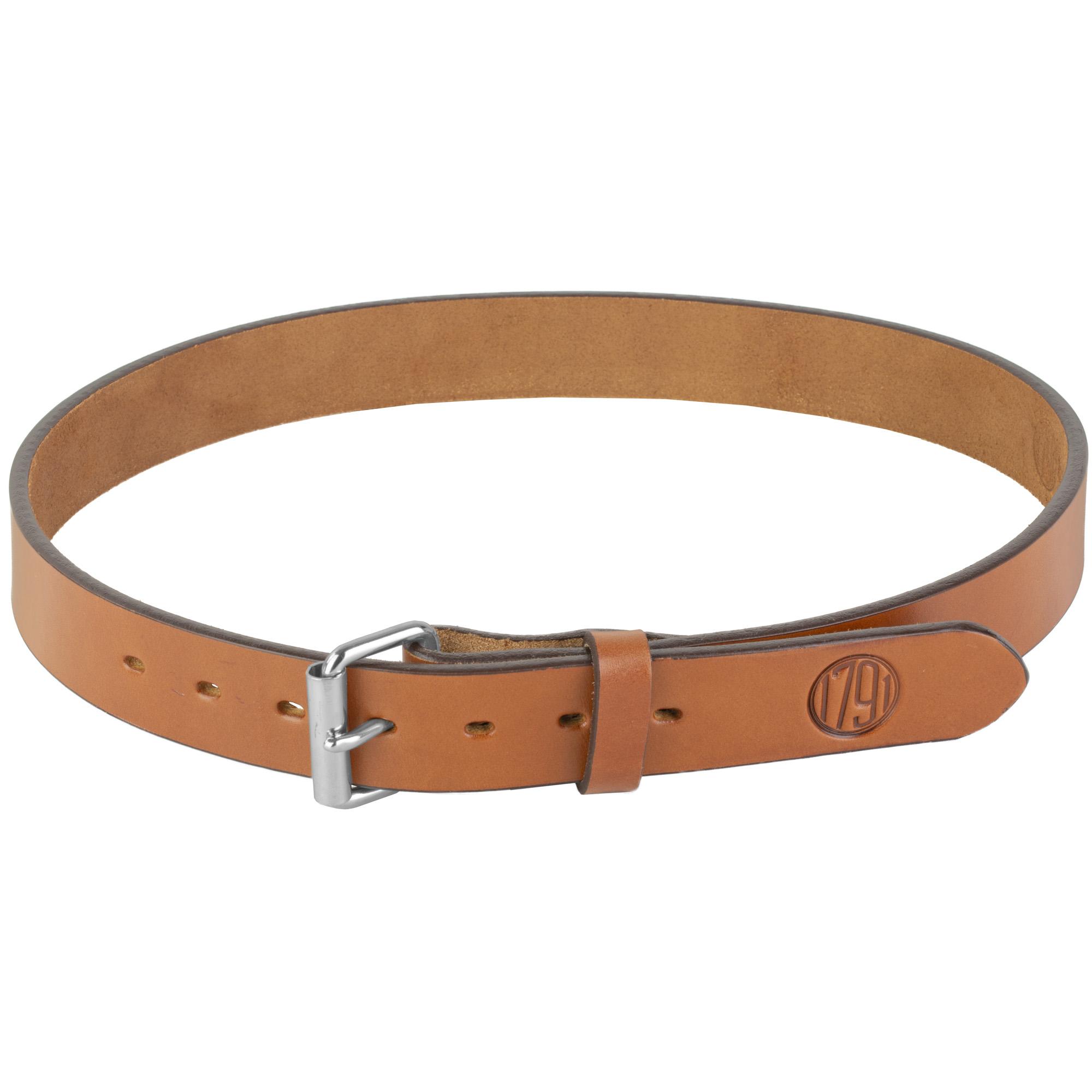 1791 Belt 01 Classic Brown Sz 32/36