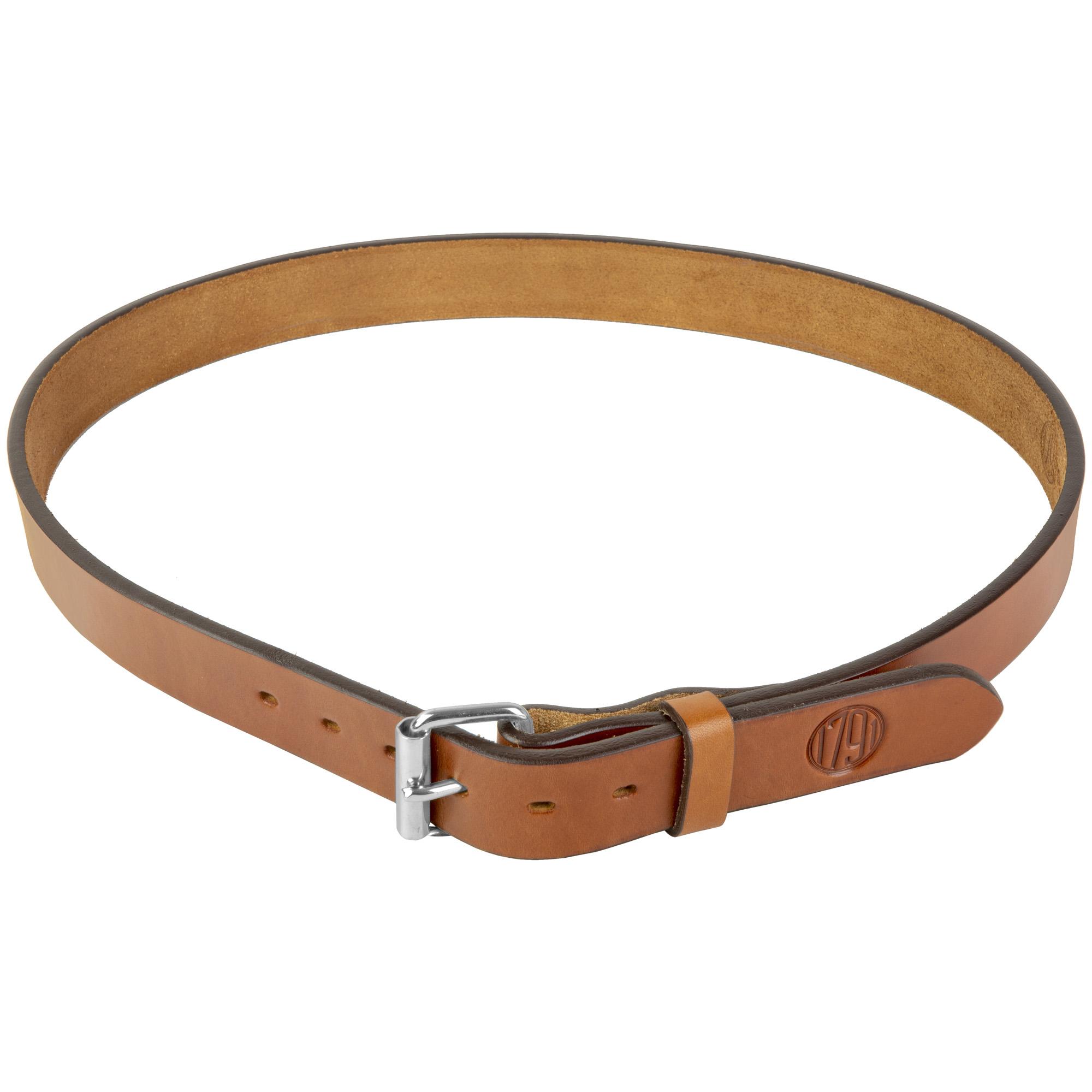 1791 Belt 01 Classic Brown Sz 38/42