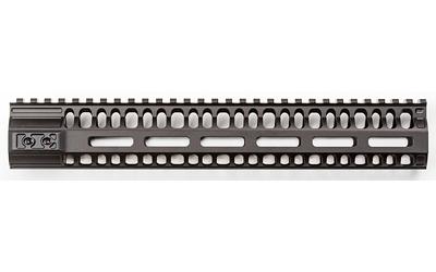 "2a Bl-rail 12"" K-mod Aluminum-nt Blk"