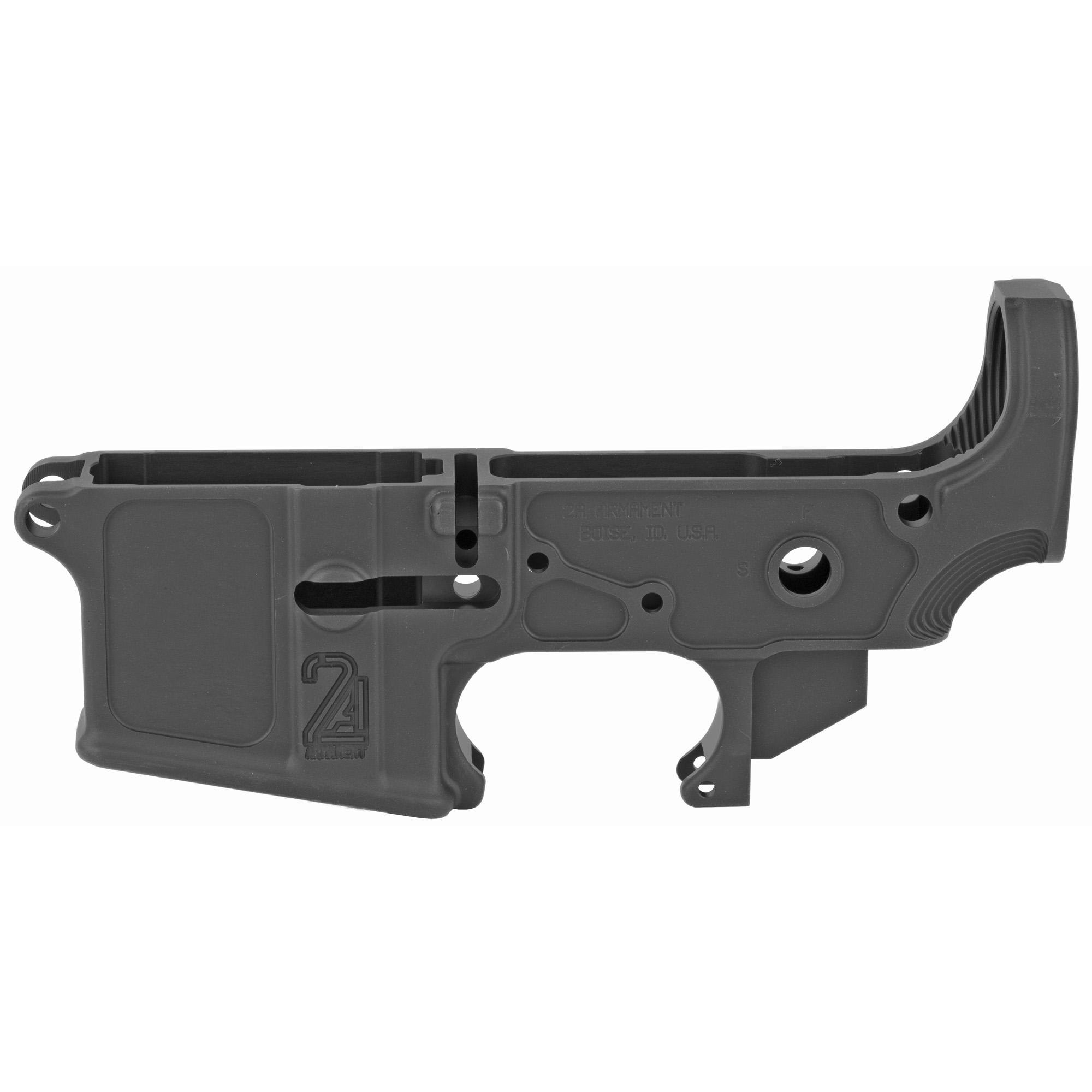 2a Palouse-lite Forged Lower Rcvr