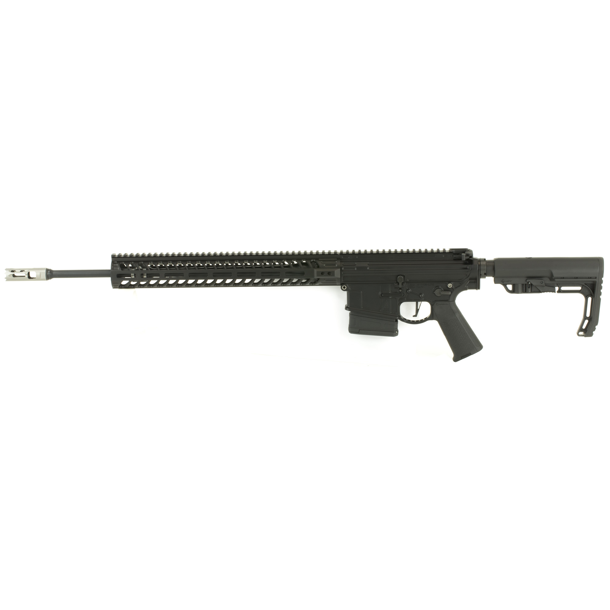 "2a Xanthos 6.5creed 20"" M-lok Blk"