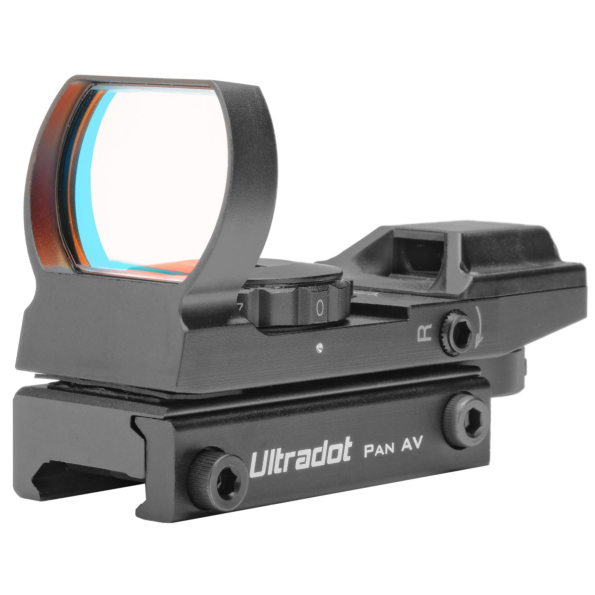 Aal Pan Av 33mm Red Dot 4moa Blk