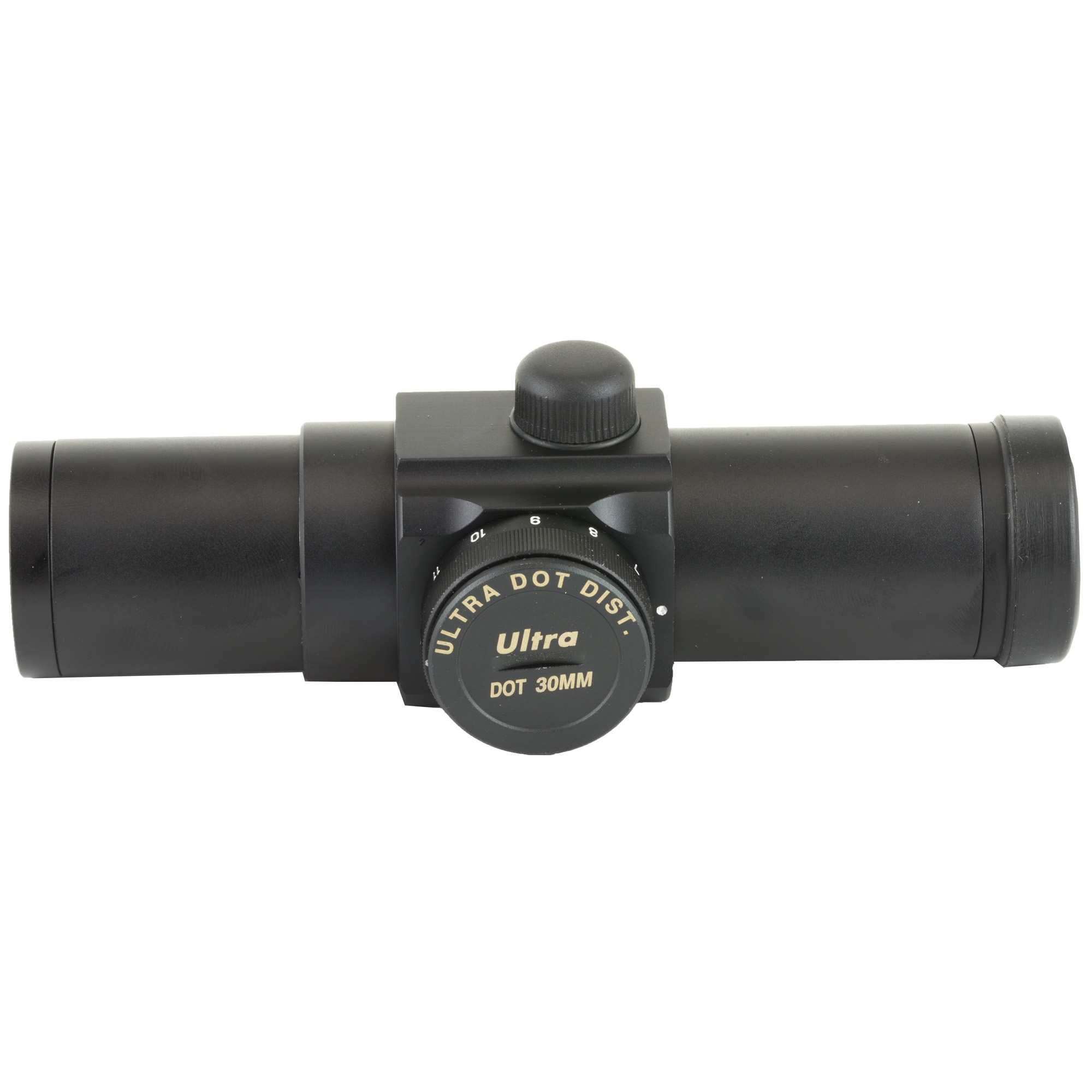 "Aal Ud 30mm Tube 4"" Blk"