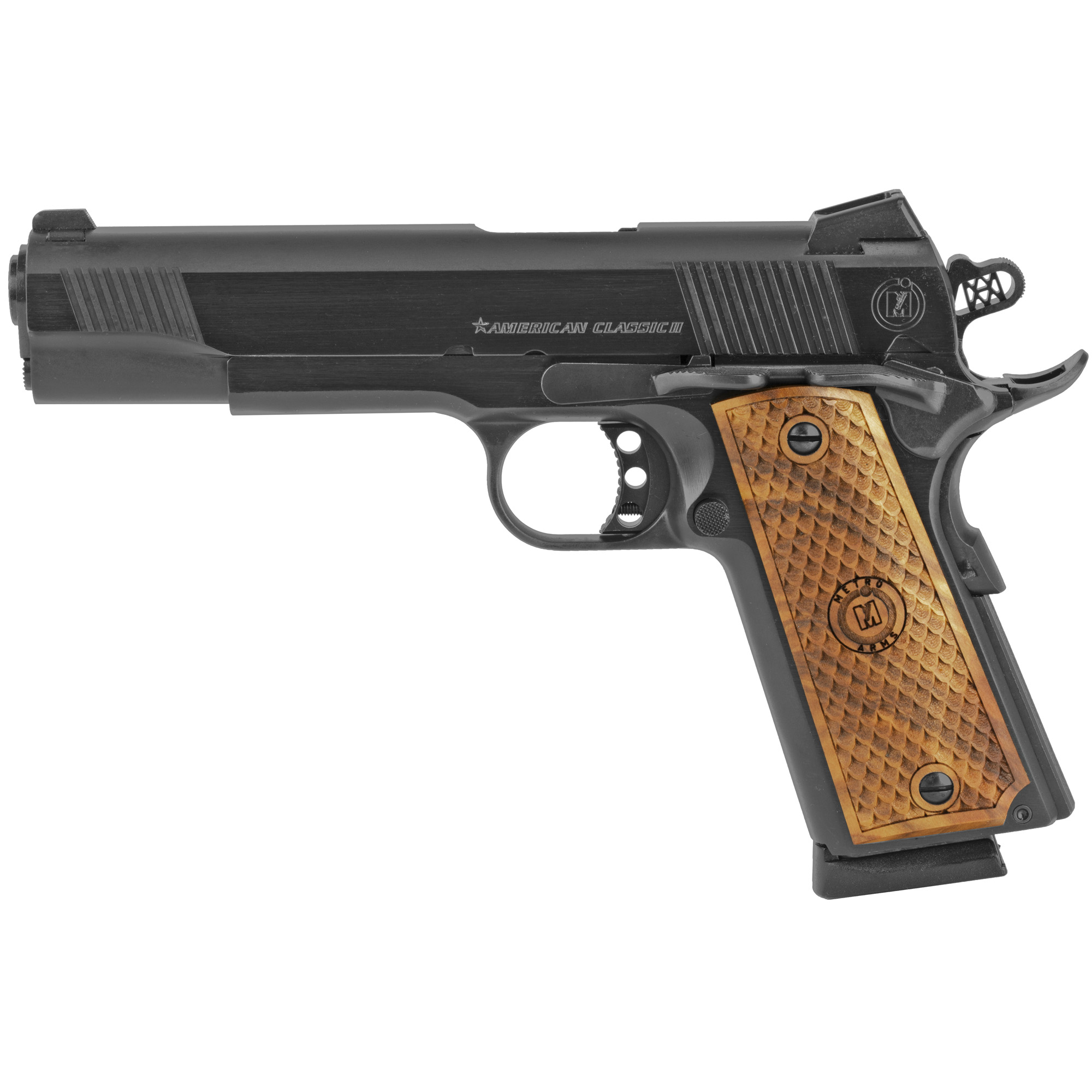 Amer Clsc Ii 1911 10mm 8rd Bl