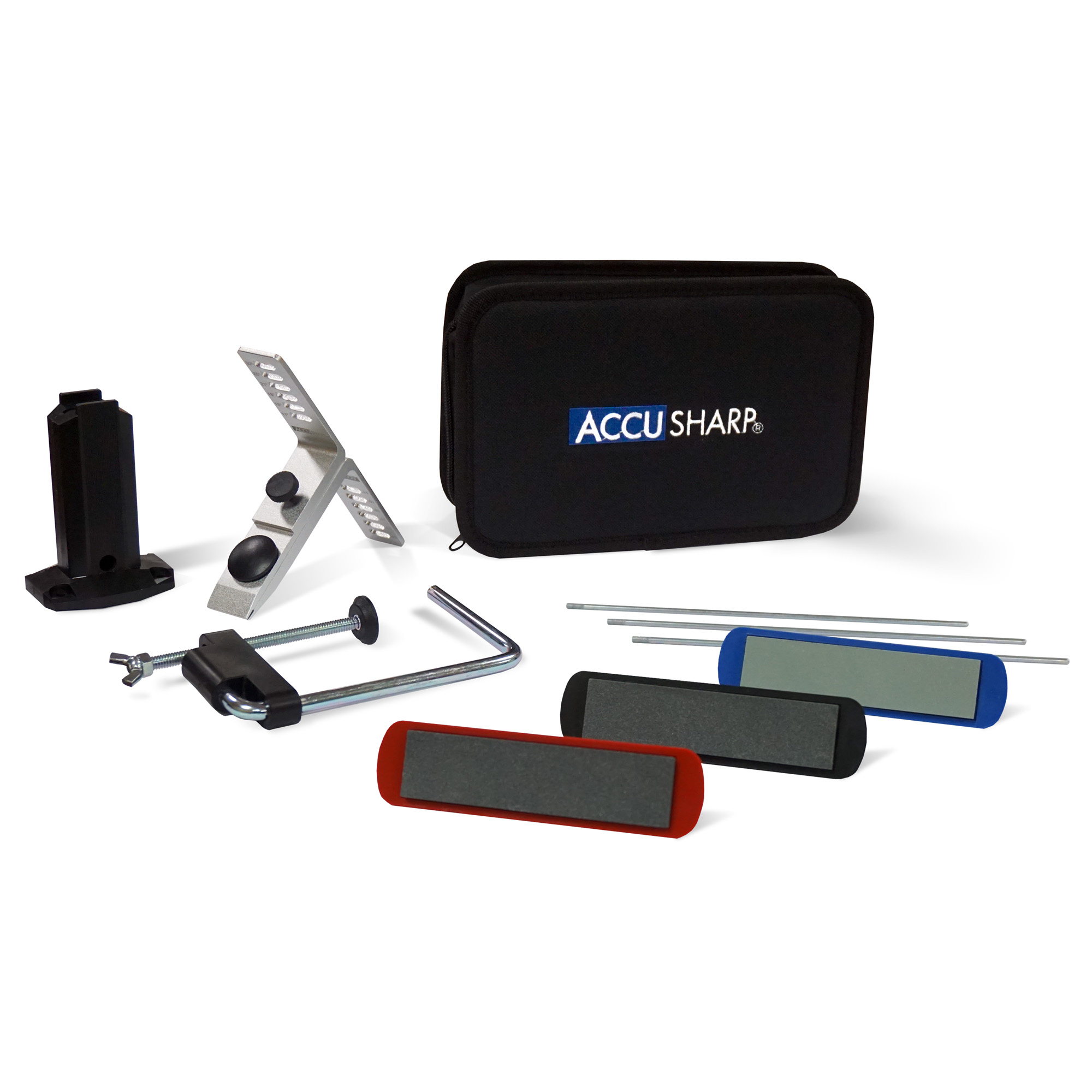 Accusharp Precision 3 Stone Kit