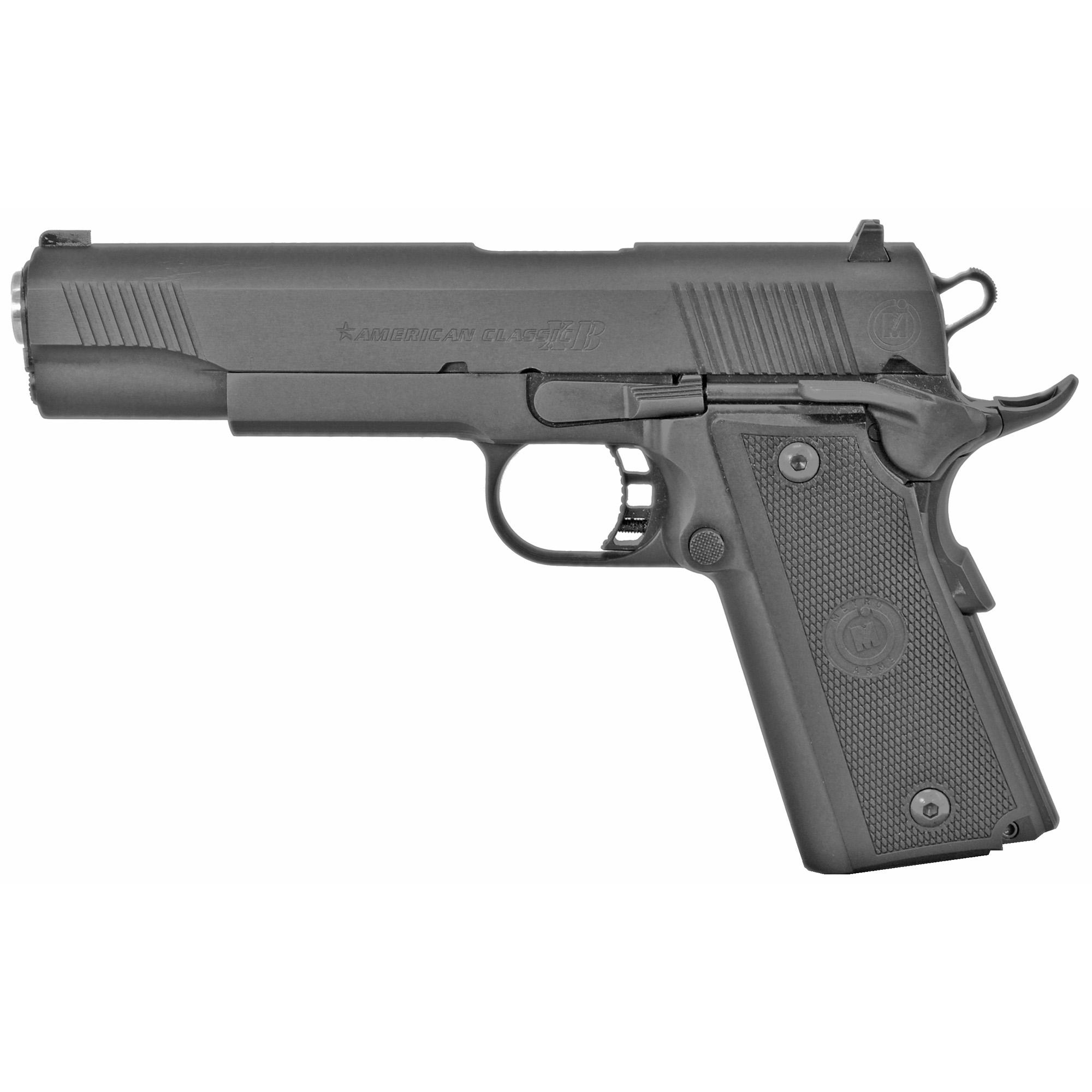 Amer Clsc Xb 10mm 14rd Bl