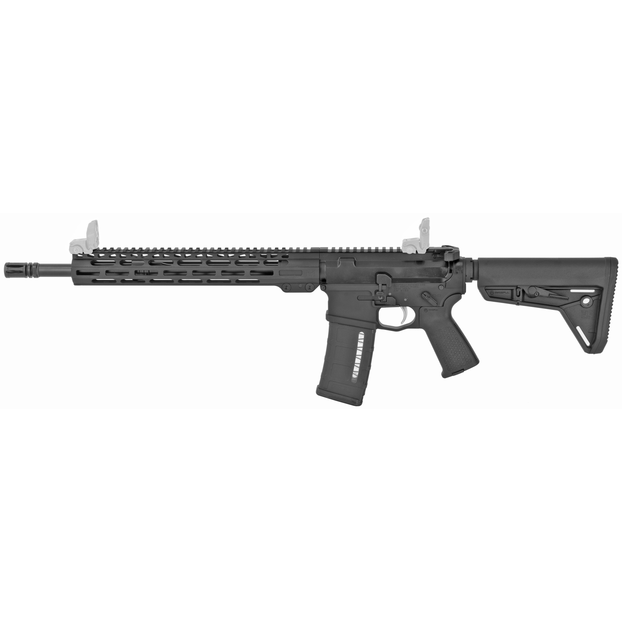 "Am Def Uic Rifle Mlok 16"" Blk 5.56"