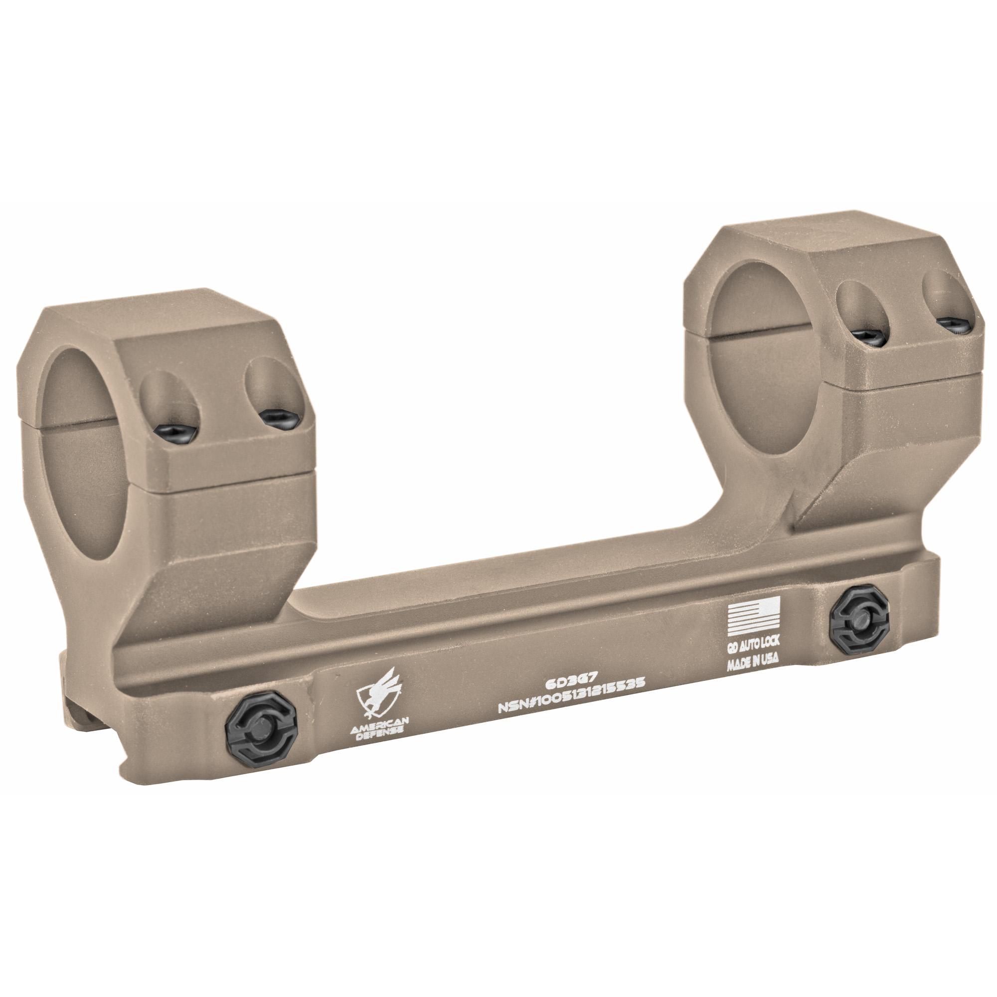 Am Def Ad-delta Scp Mnt 30mm Fde Ti