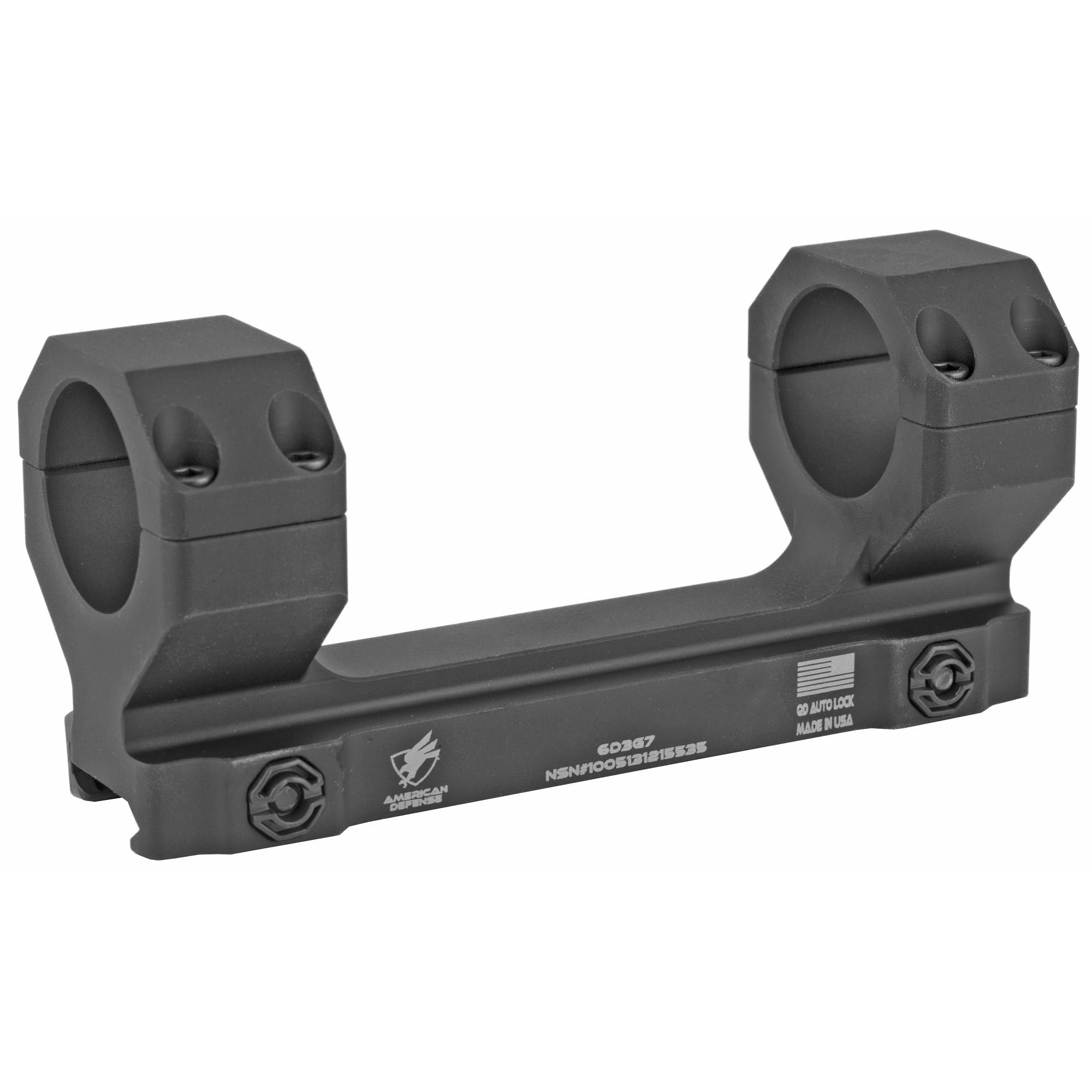 Am Def Ad-delta Scp Mnt 30mm Blk Ti