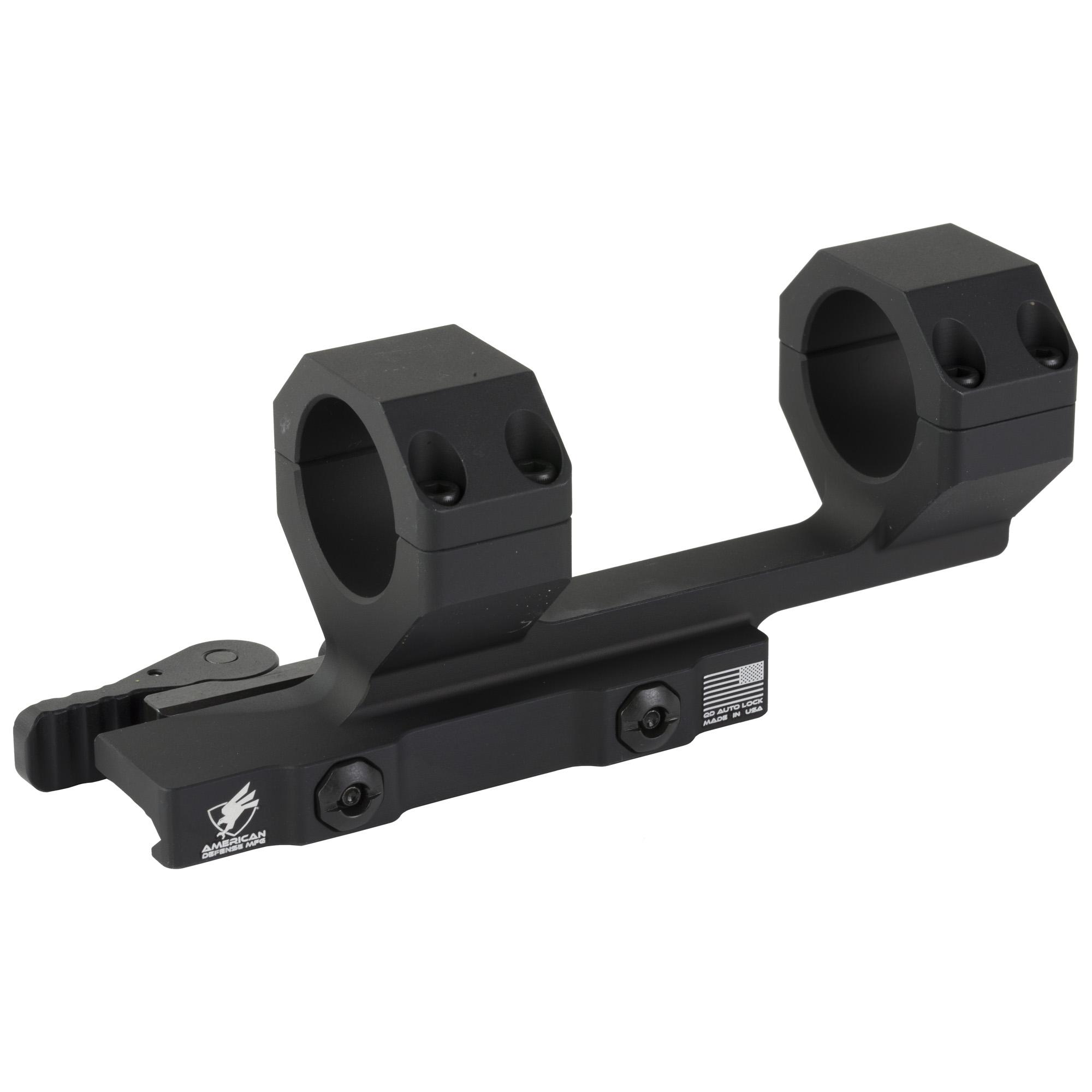 Am Def Ad-delta Scp Mnt 30mm Cantil