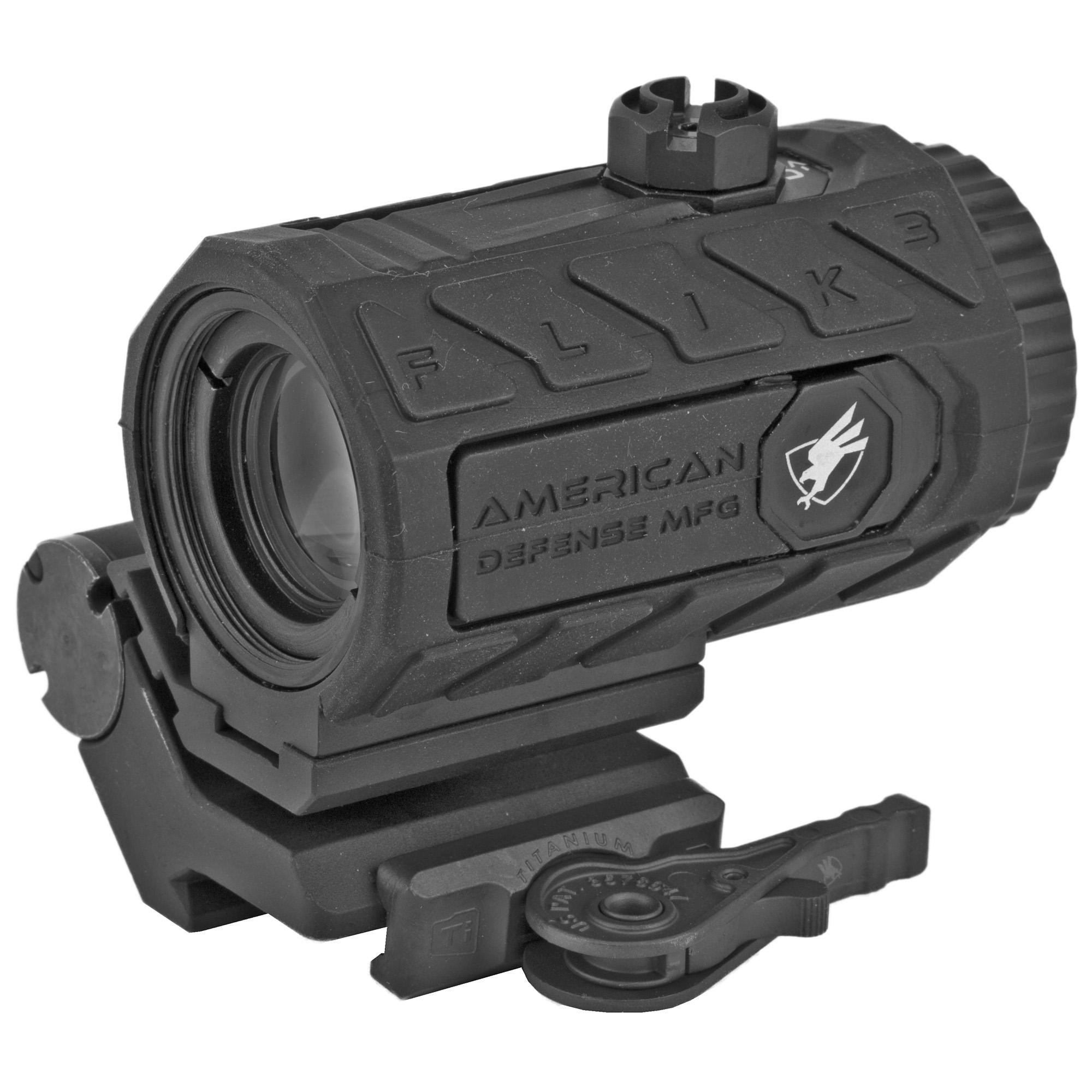 Am Def Flik3 Fixed 3x Pwr Magnifier