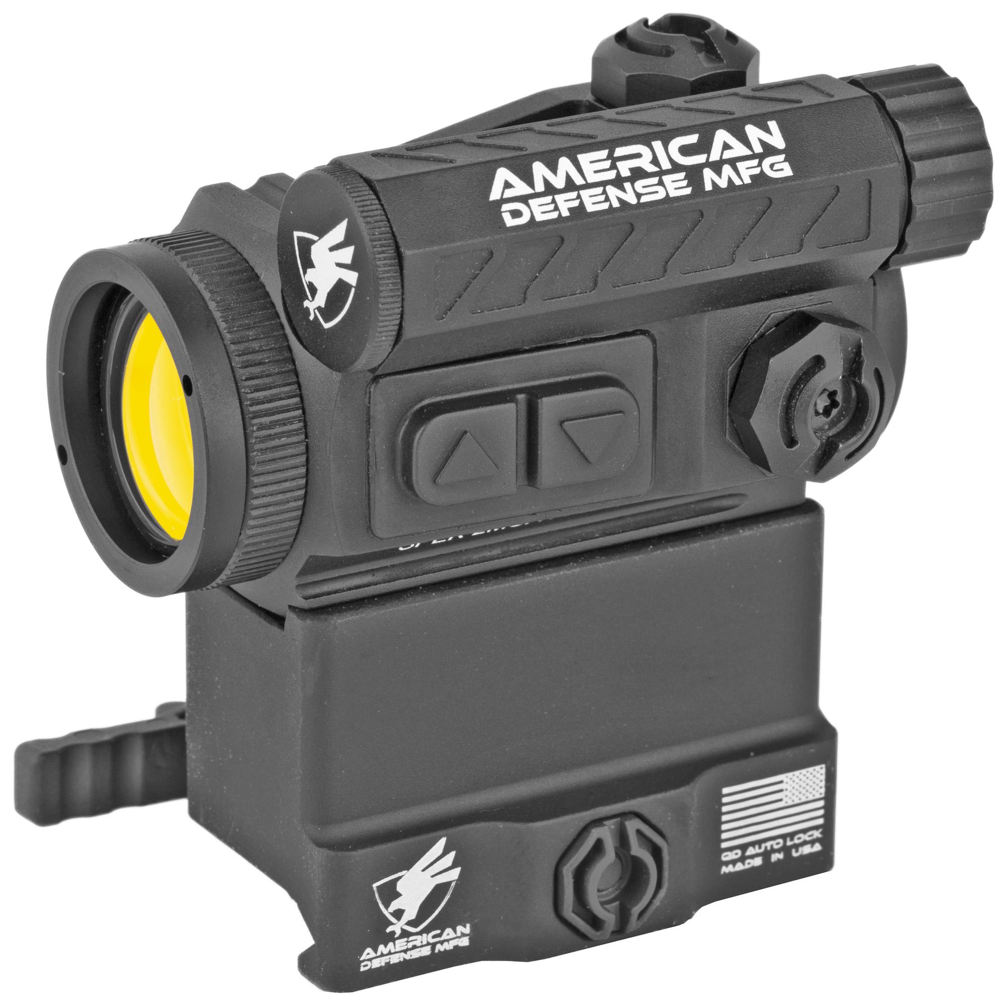 Am Def Spek Red Dot Lower-1/3 2moa