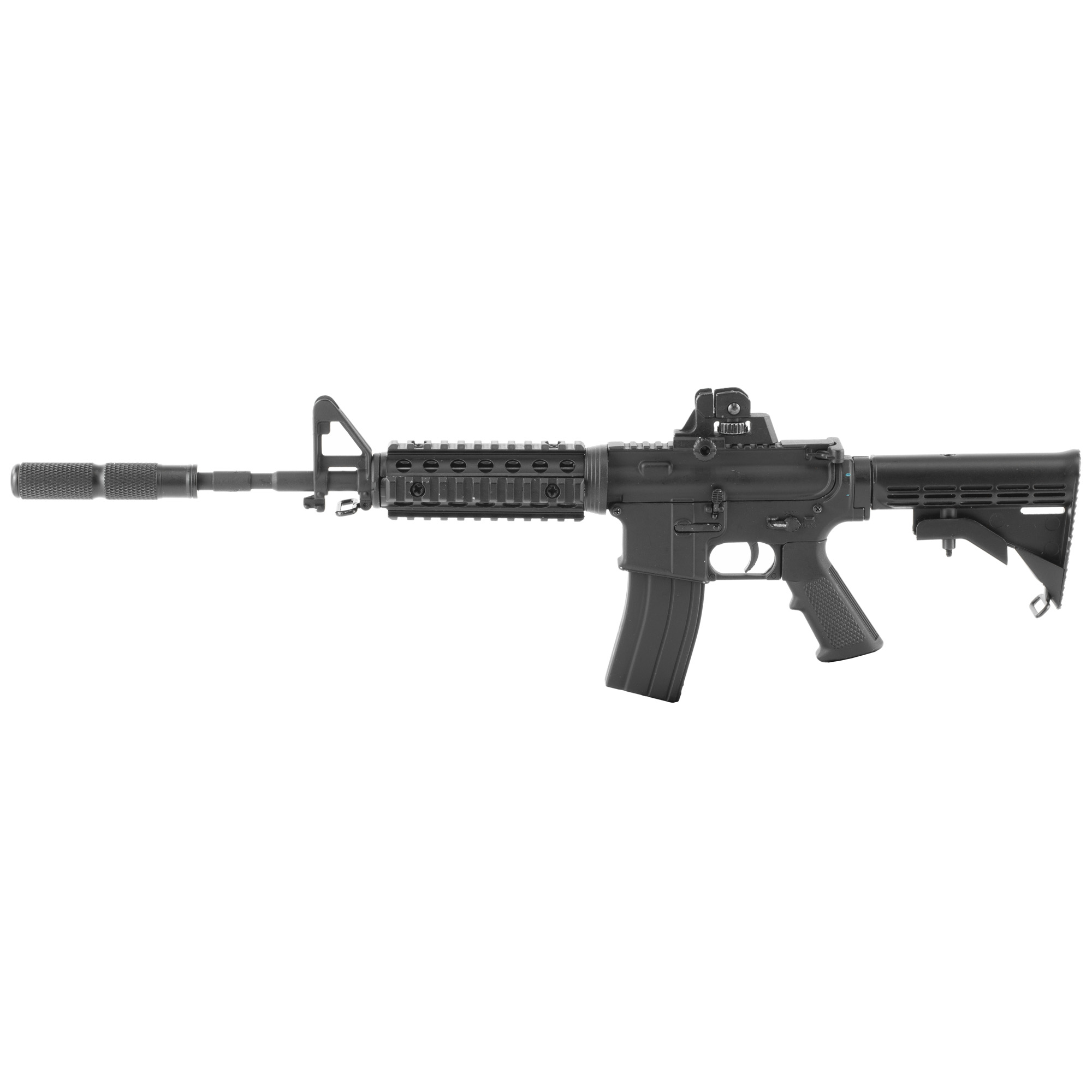 Adv Tech Ar15 Cast 1/3 Scl Non-fire
