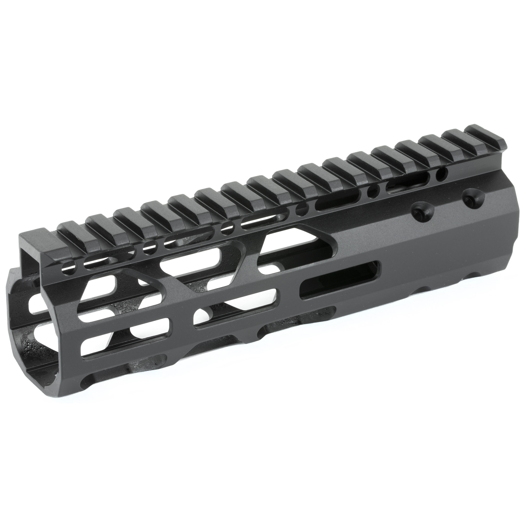 "Adv Tech 7"" Ff Slm Hand Guard Blk"
