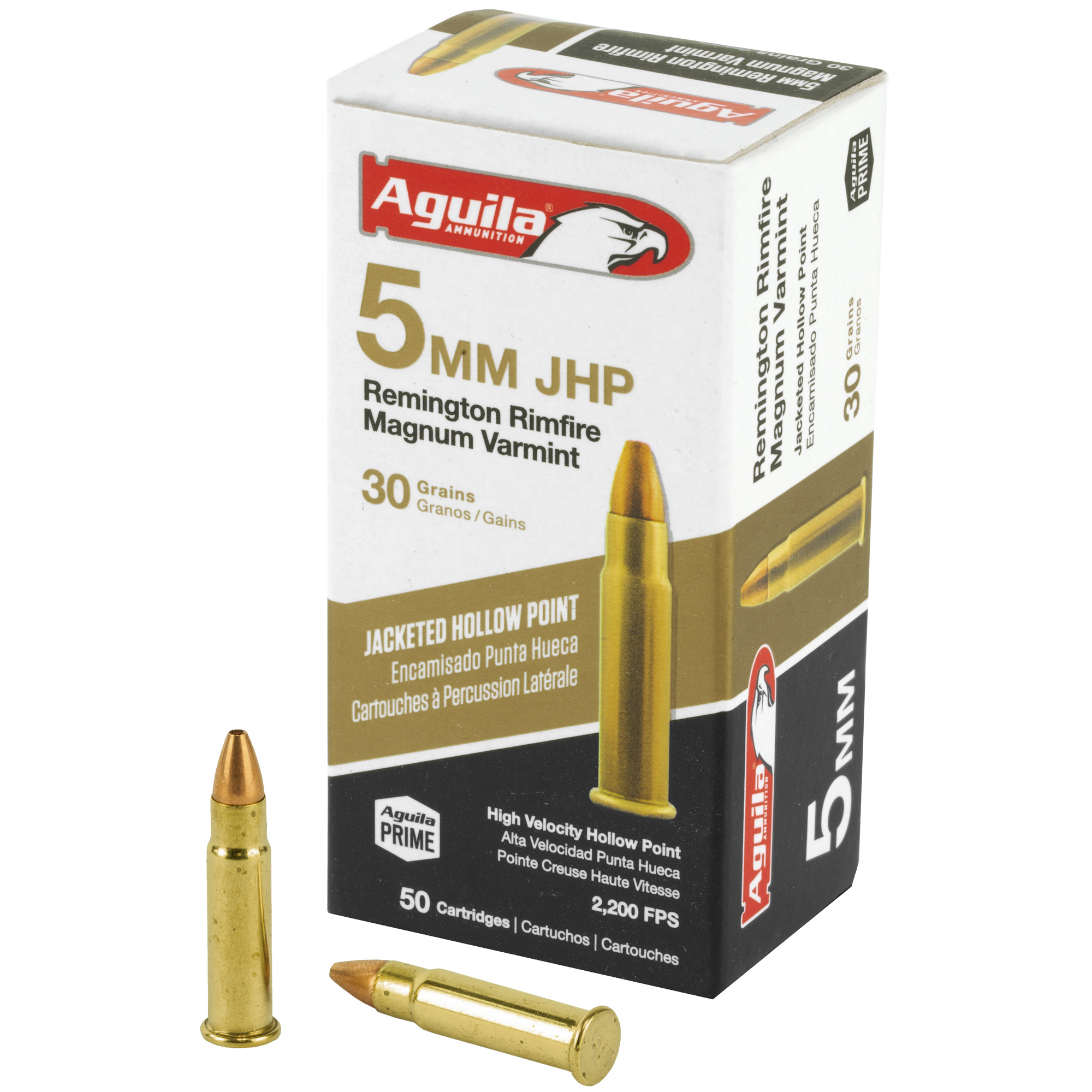Aguila 5mm 30gr 50/1000