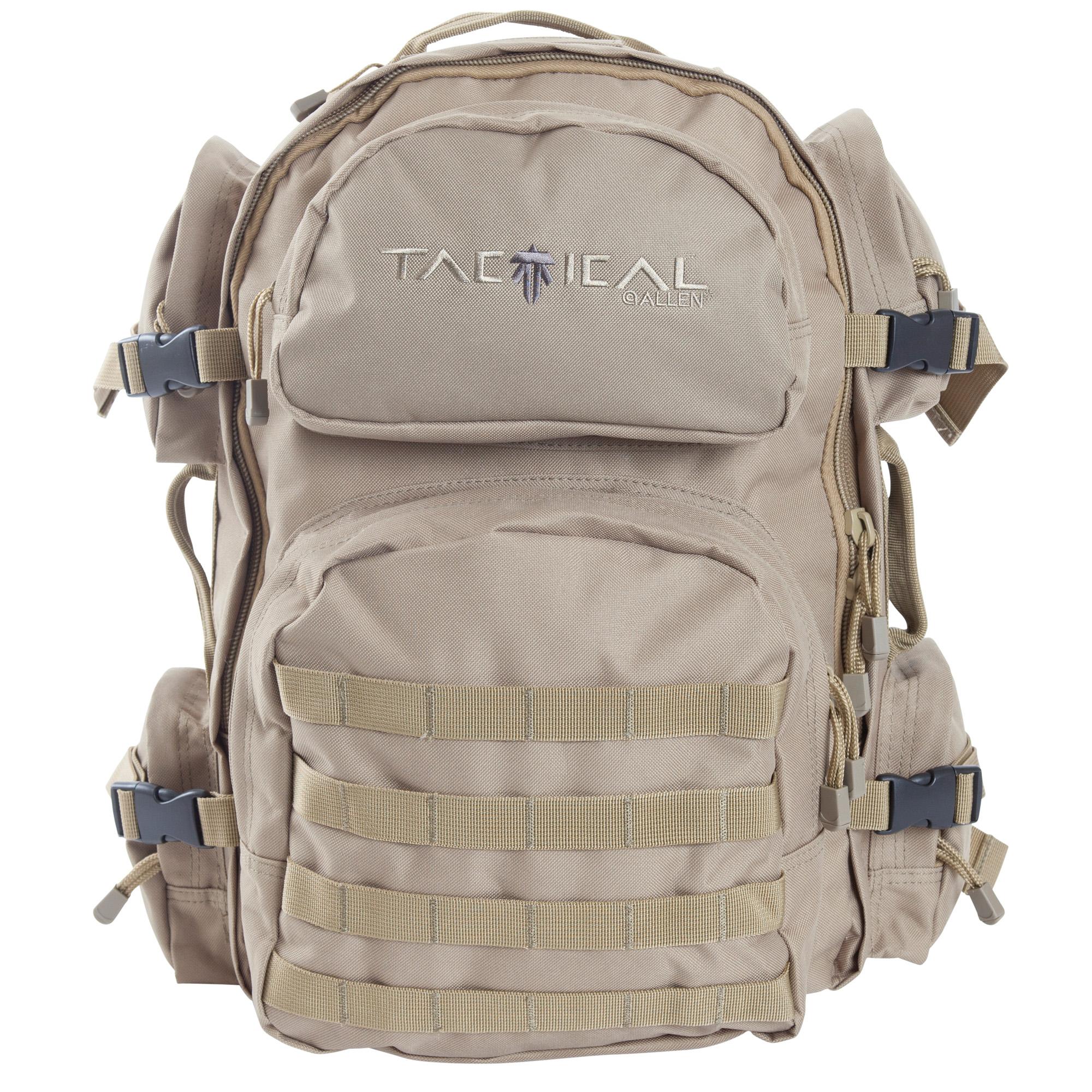 Allen Intercept Tac Pack Tan