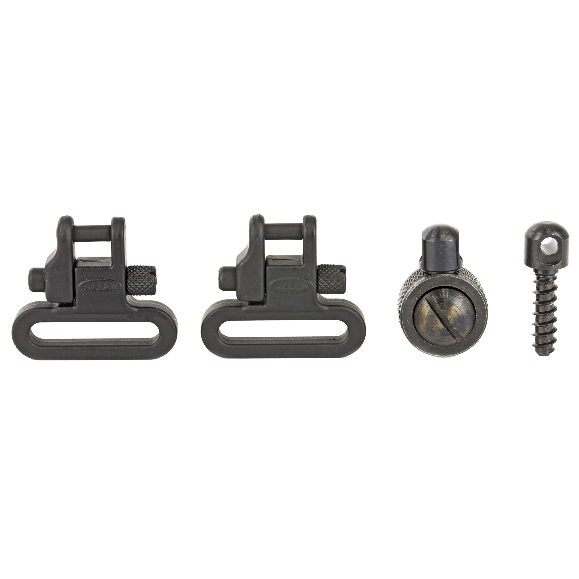 Allen Swivels Pump/sa Shtgn Blk 1""