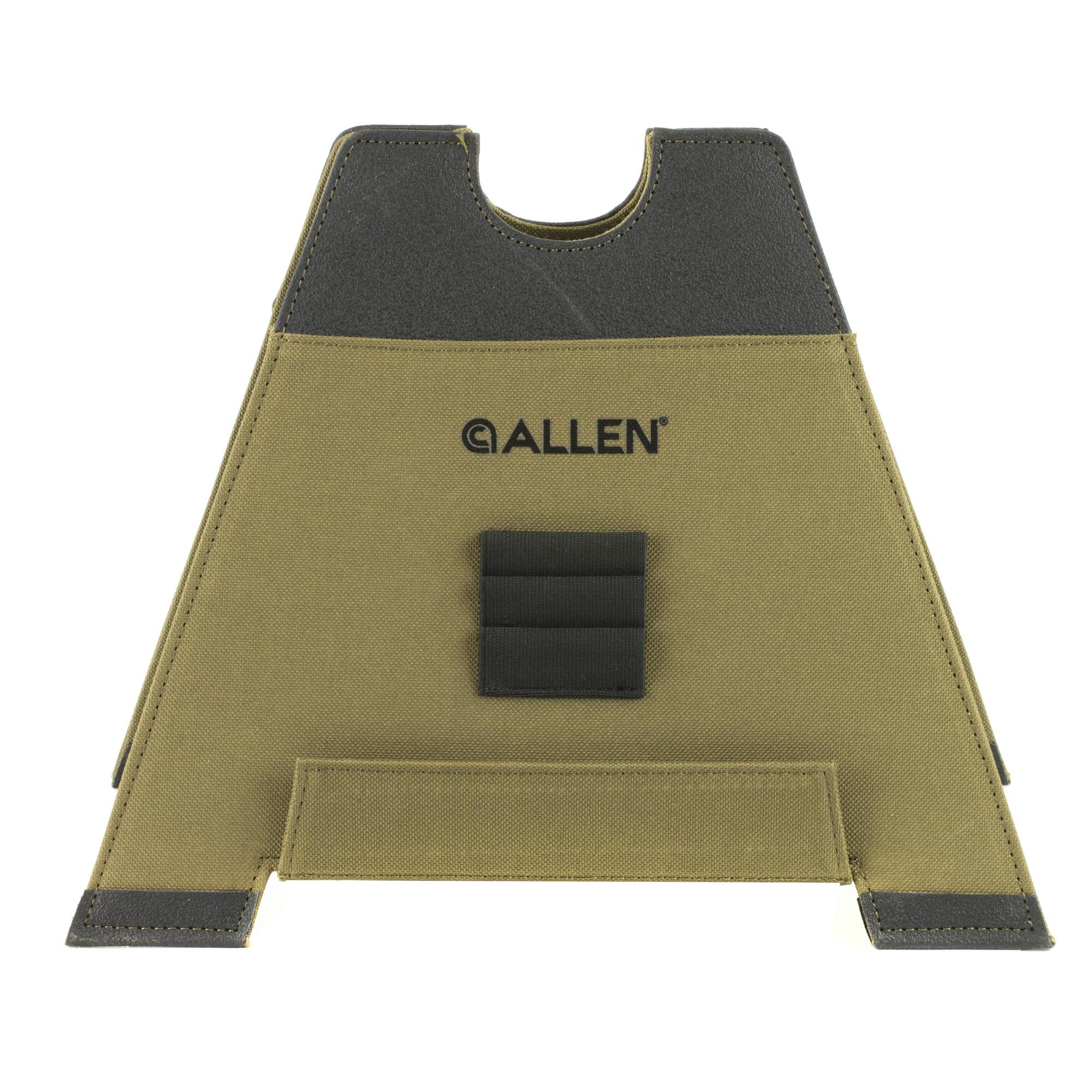 """Allen Alphalite Fldg Gun Rest  L 8"""""""