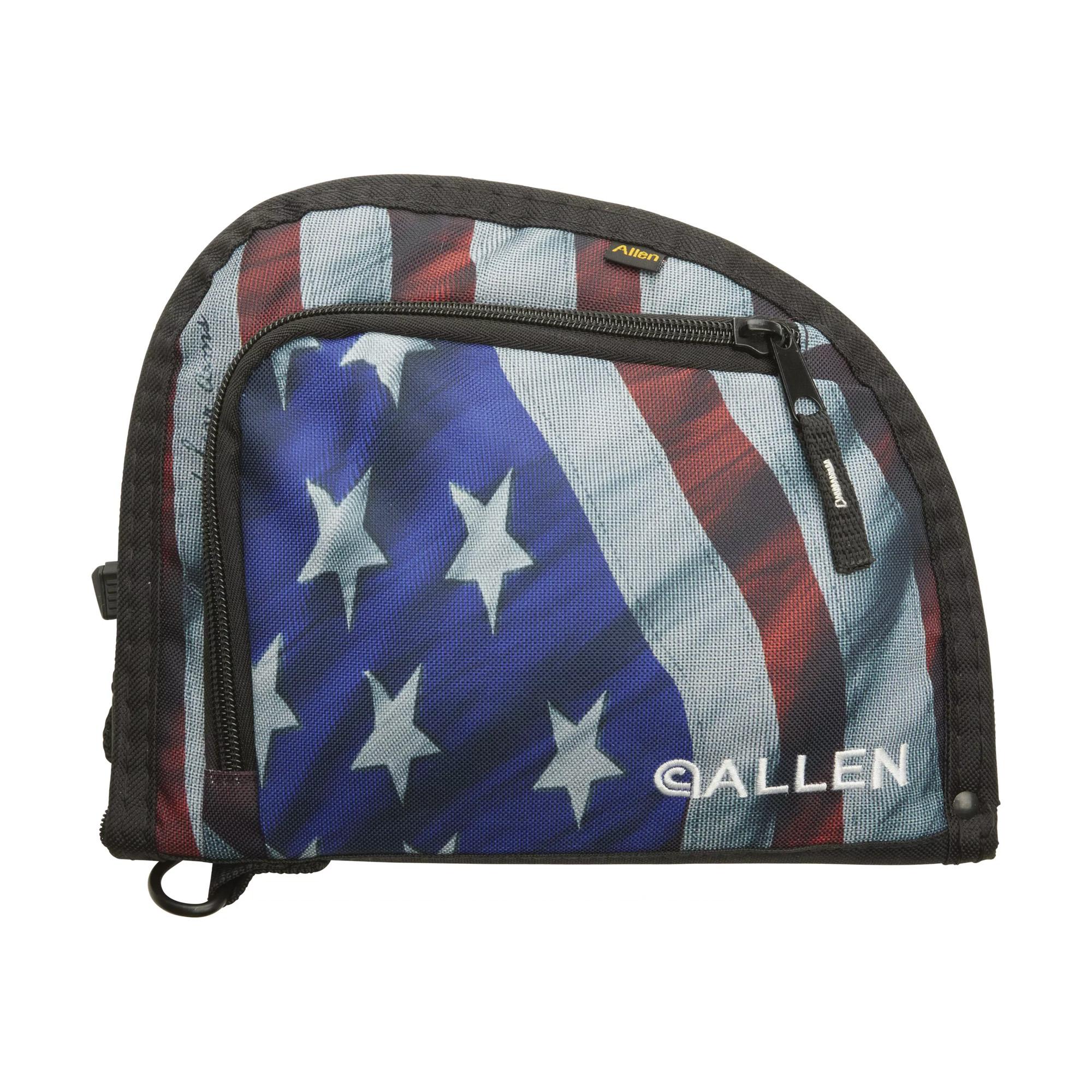 Allen Auto-fit Victory Handgun Case