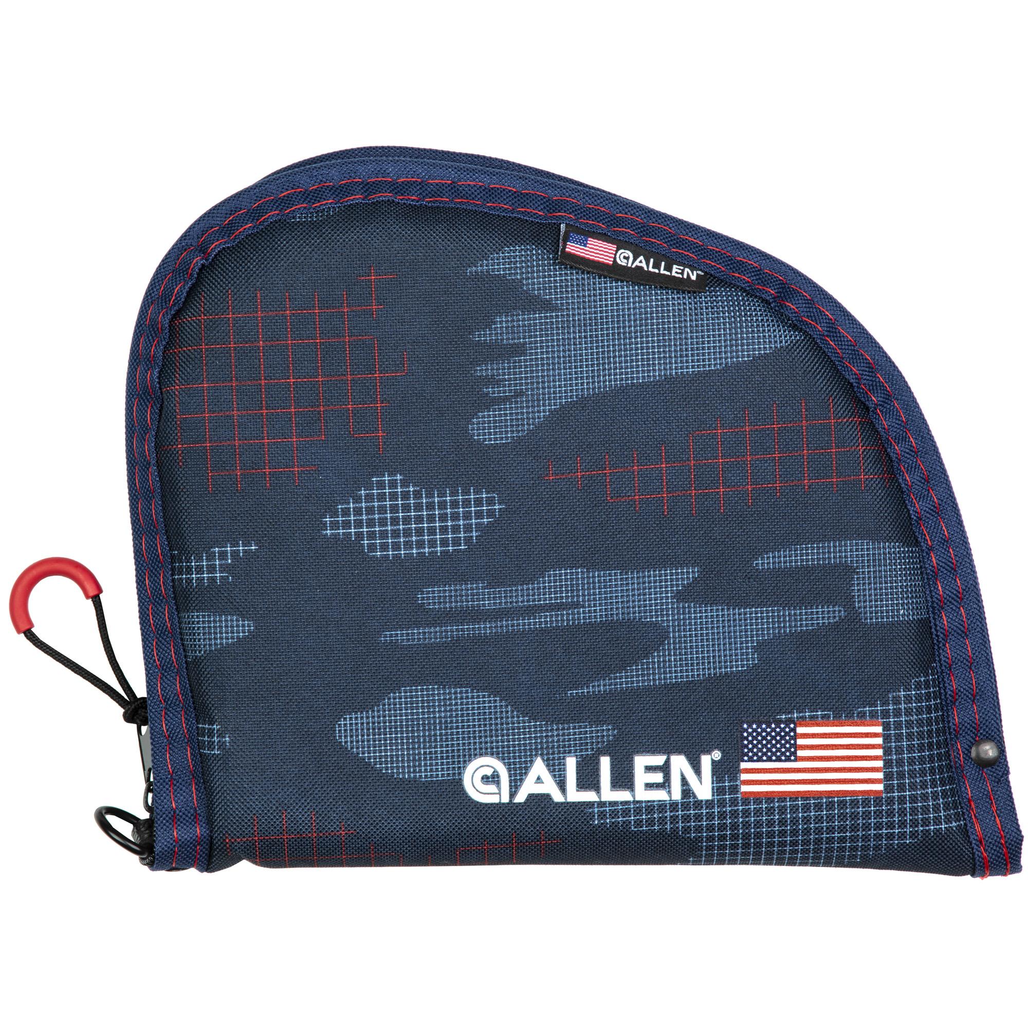 "Allen Patriot Pistol Case 9"""