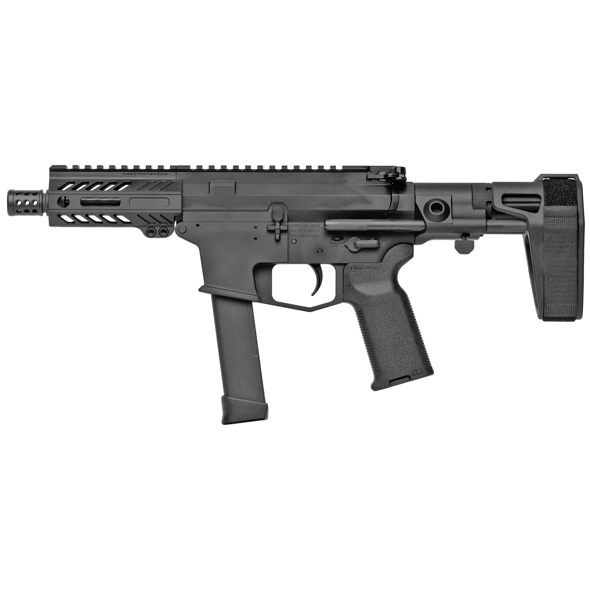 Angstadt Udp-9 Pstl 9mm 4.5 Psb 17r