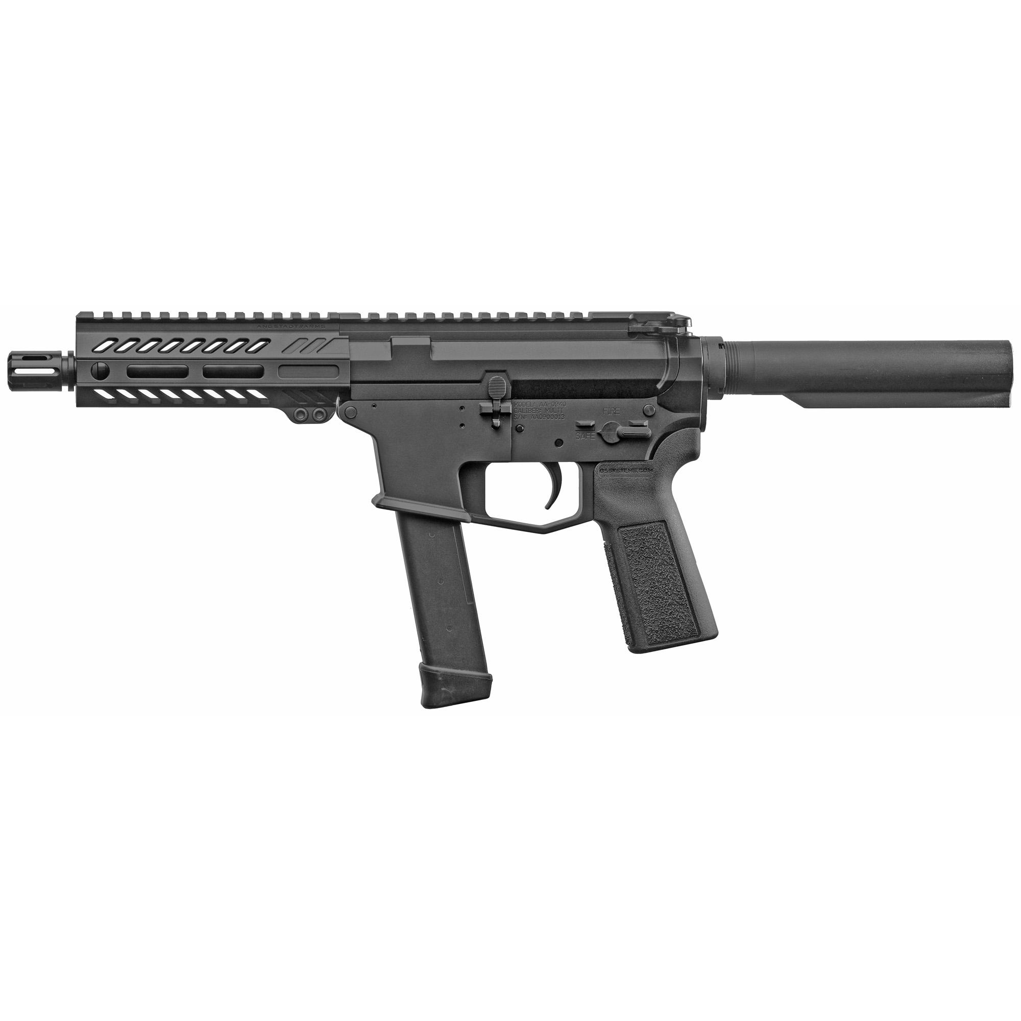 "Angstadt Udp-9 Pistol 9mm 6"" 17rd"