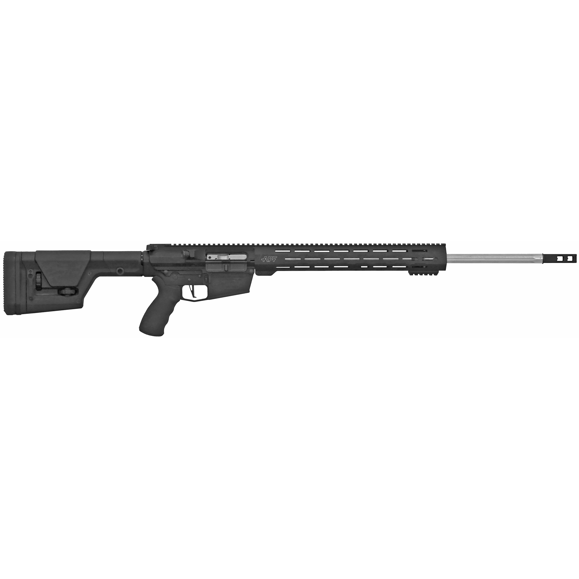 """Apf Target 6.5 Creed 24"""" Blk 20rd"""
