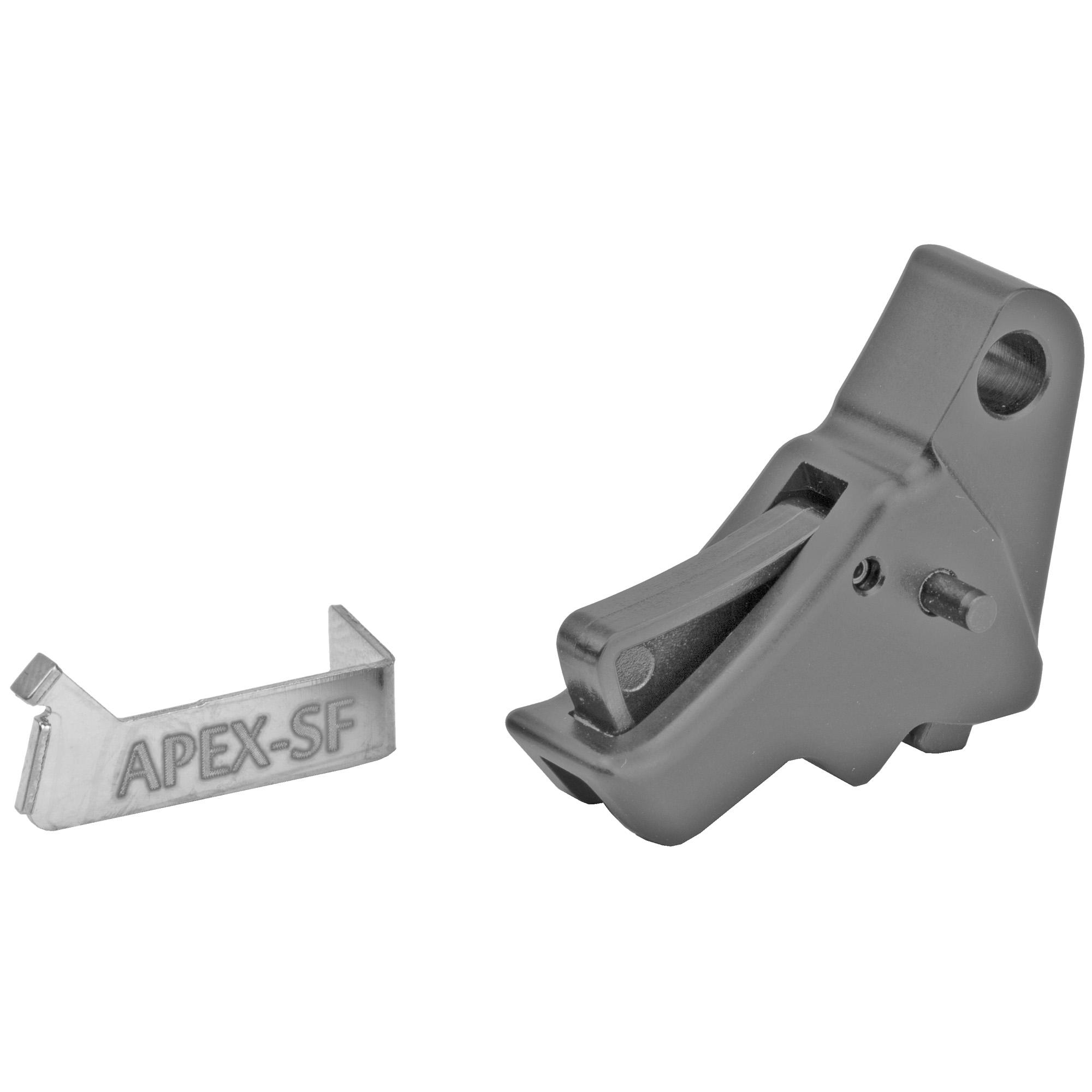 Apex Aek Kit For Glock Slim Nobar Bk