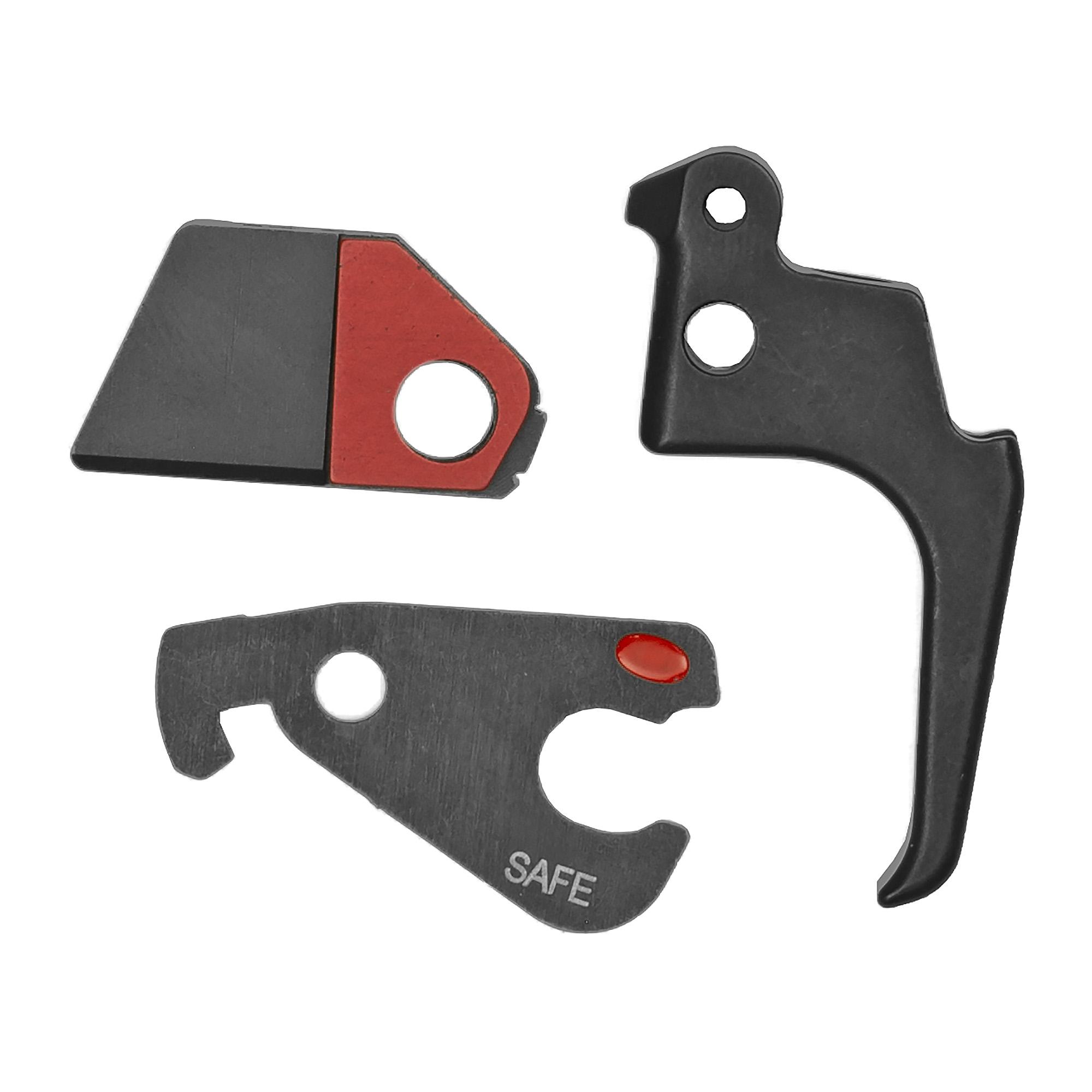 Apex Blk Ae Trigger Kit Rug Mk-iv