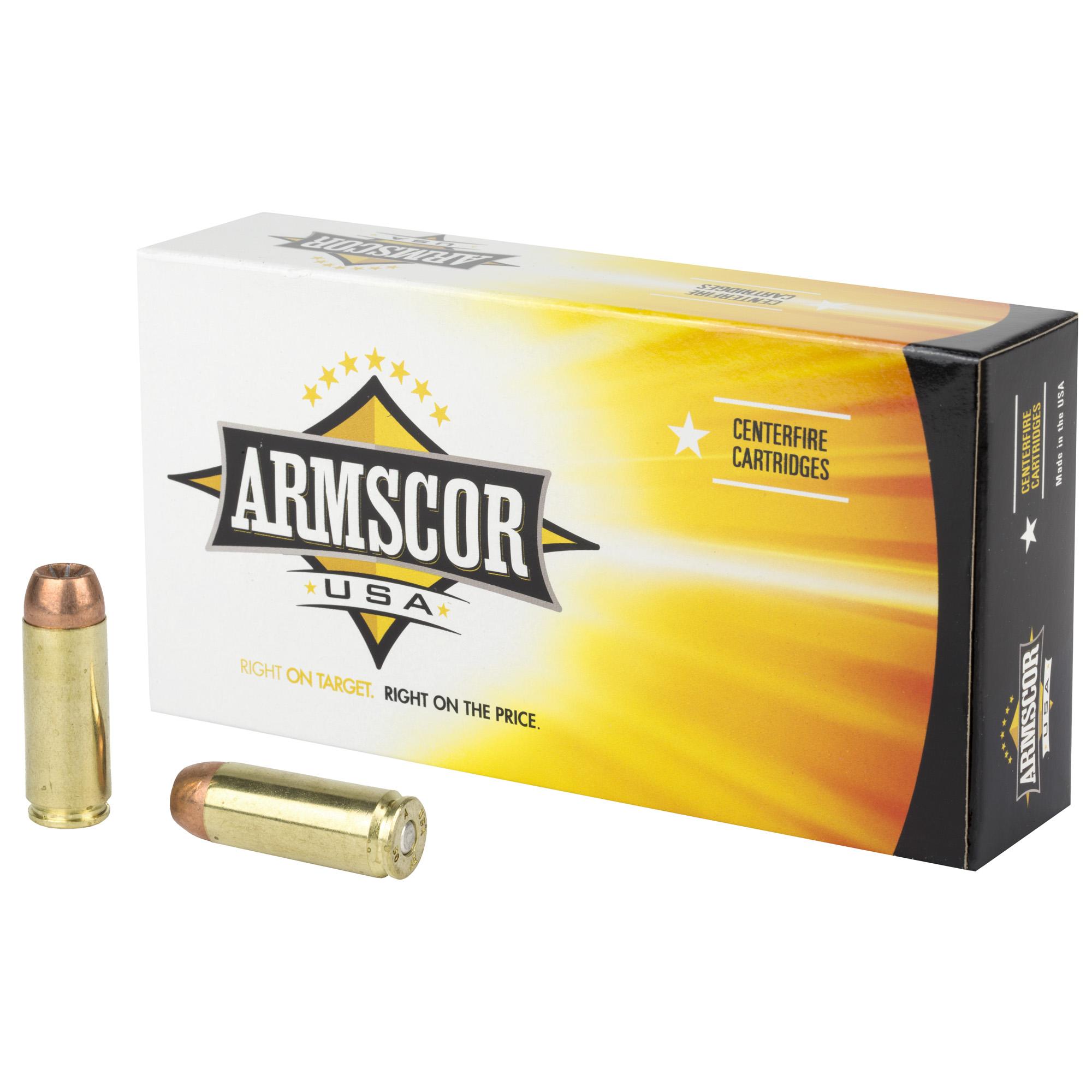 Armscor 50ae 300gr Jhp 20/400