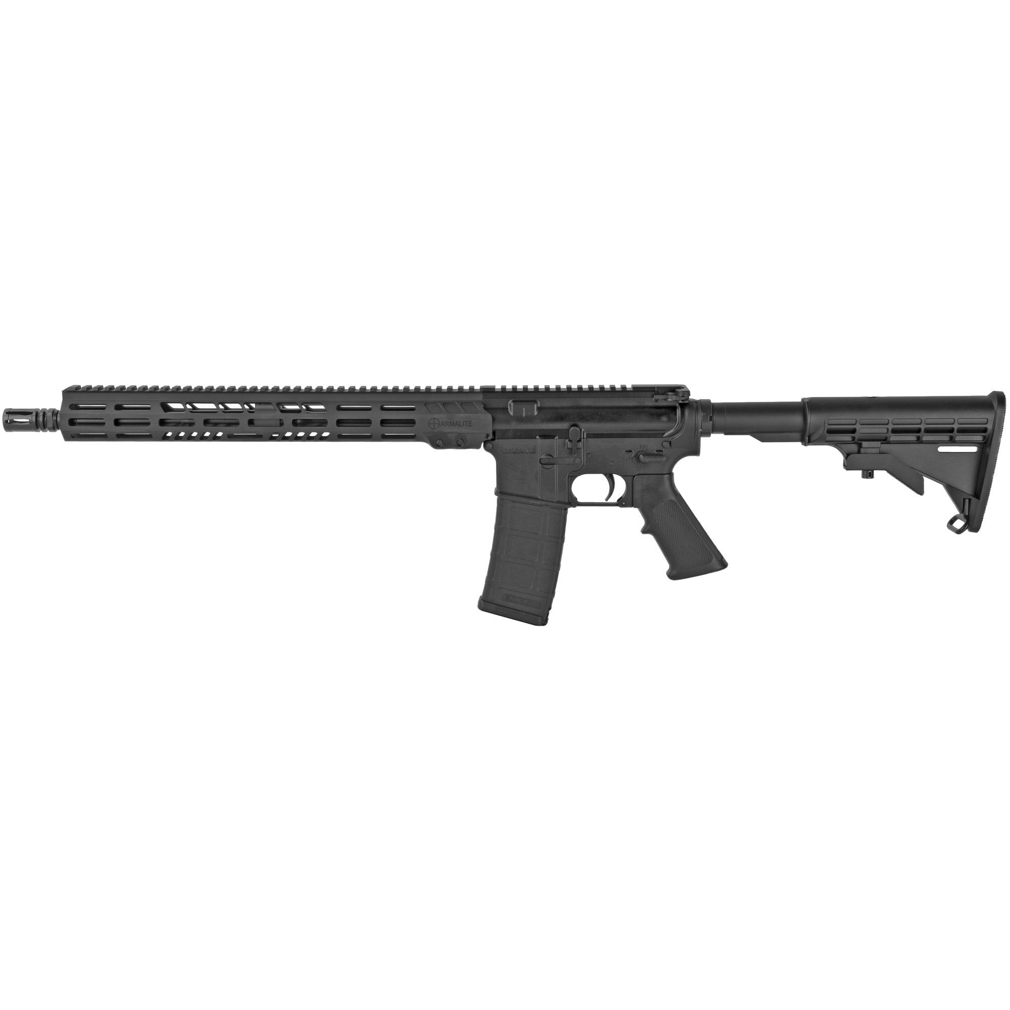 """Arml M15 Lght 556nato 16"""" 30rd Blk"""