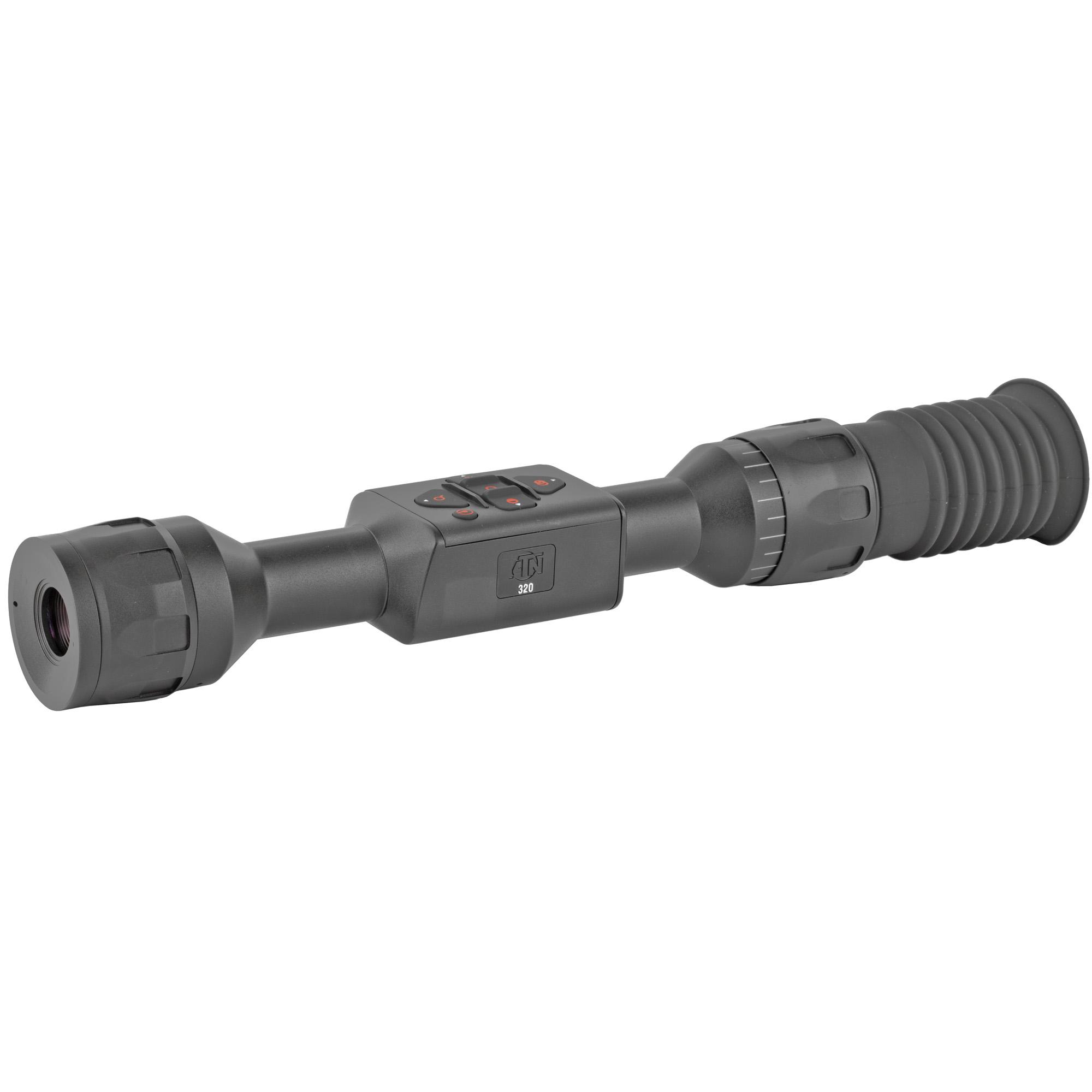 Atn Thor-lt 320 3-6x Thermal Scp
