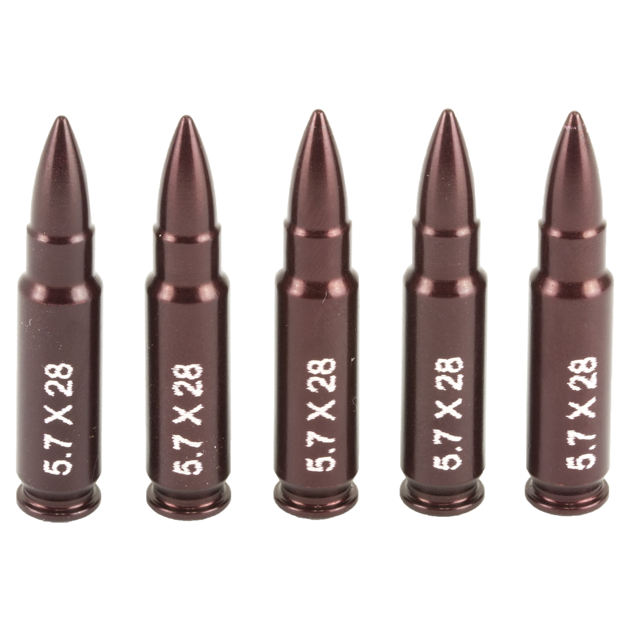 Azoom Snap Caps 5.7x28 5/pk