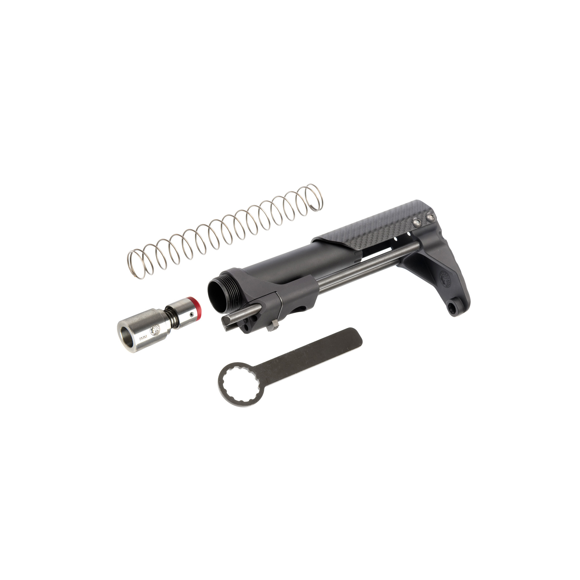 Bad 9mm Vert Pdw Stock System Blk