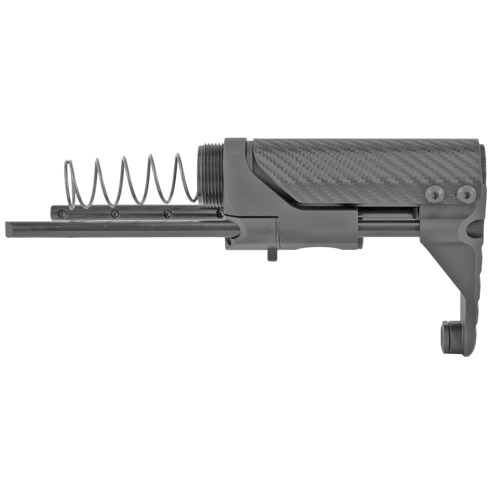 Bad Vert Pdw Stock System Blk