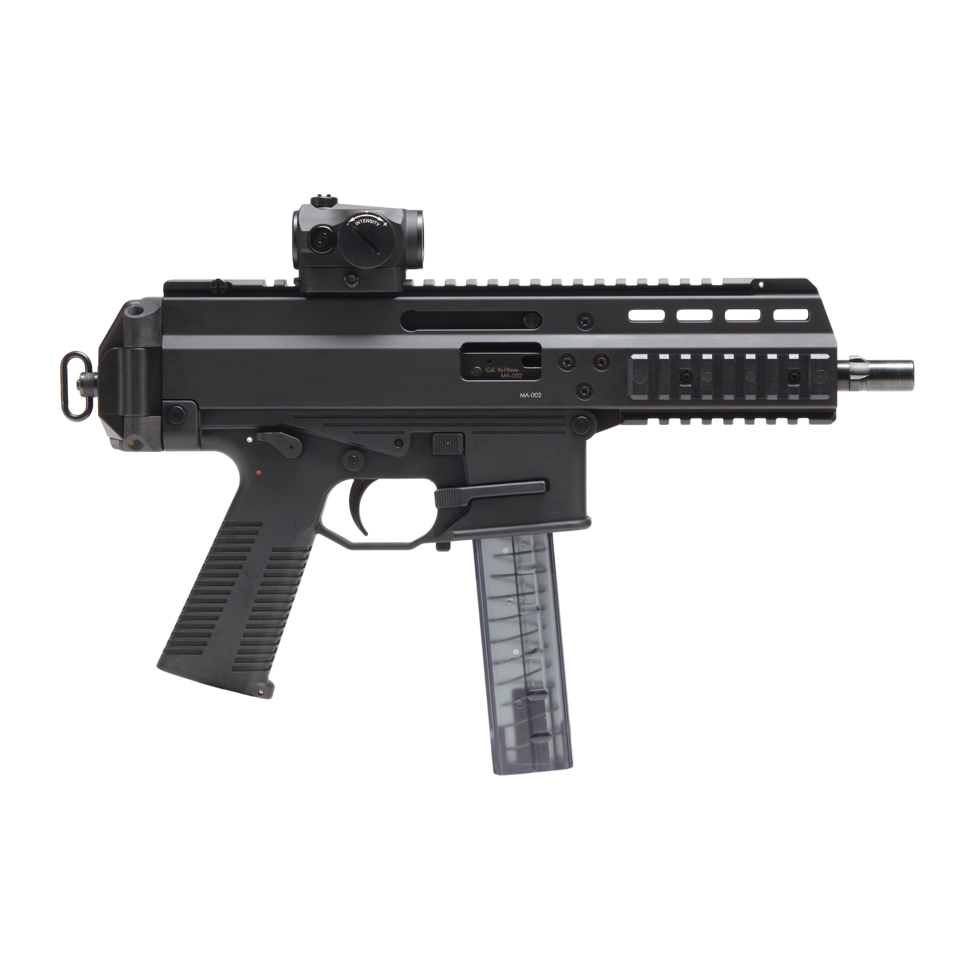 "B&t Apc9 Pstl 9mm 7"" 30rd Blk"