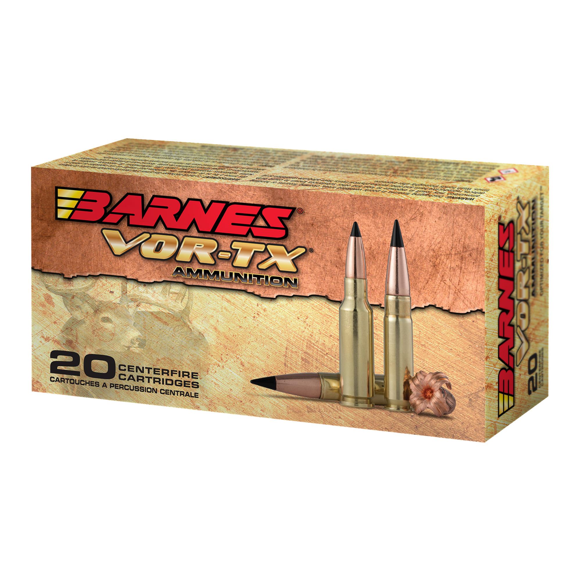 Barnes Vor-tx 6.5 Grnd 115gr Ttsx Bt