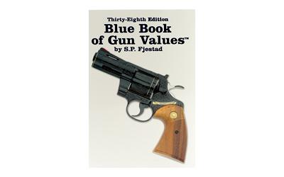 Blue Book 38th Edition Gun Values