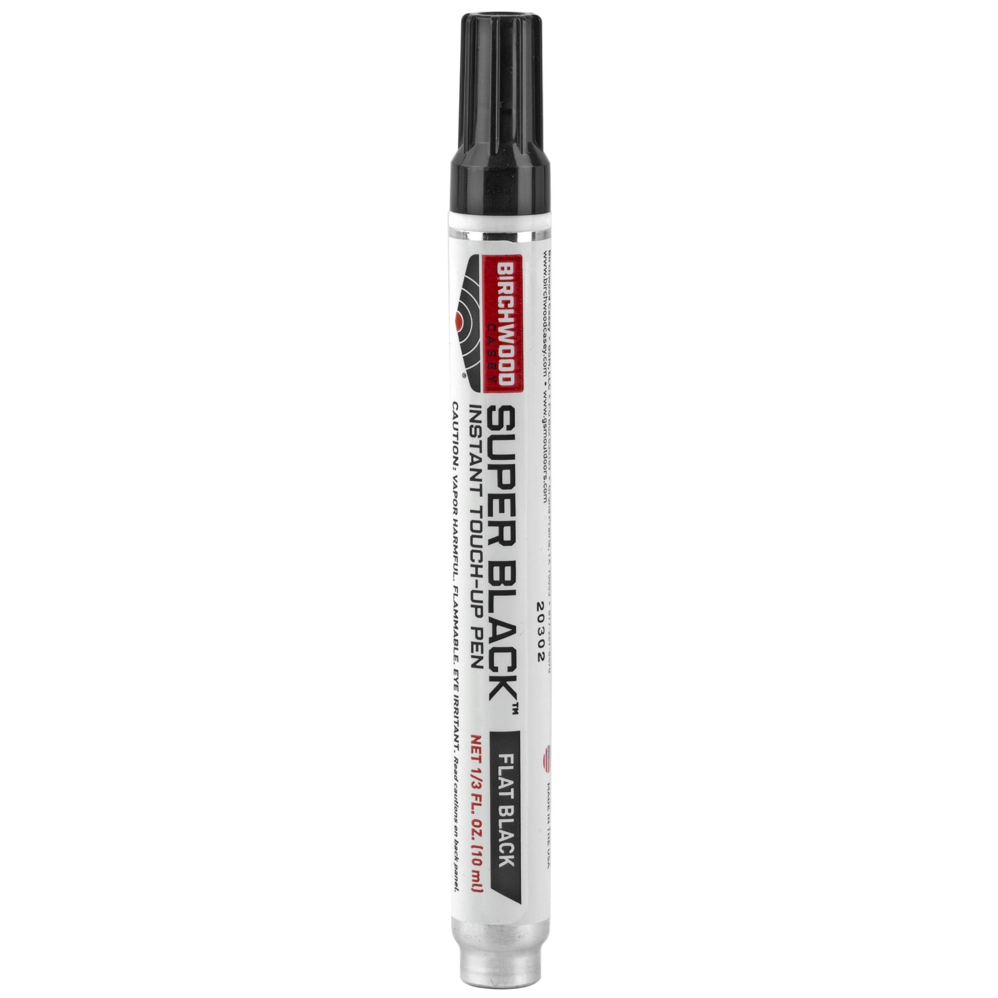 B/c Super Black Touch Up Pen Flat Bl