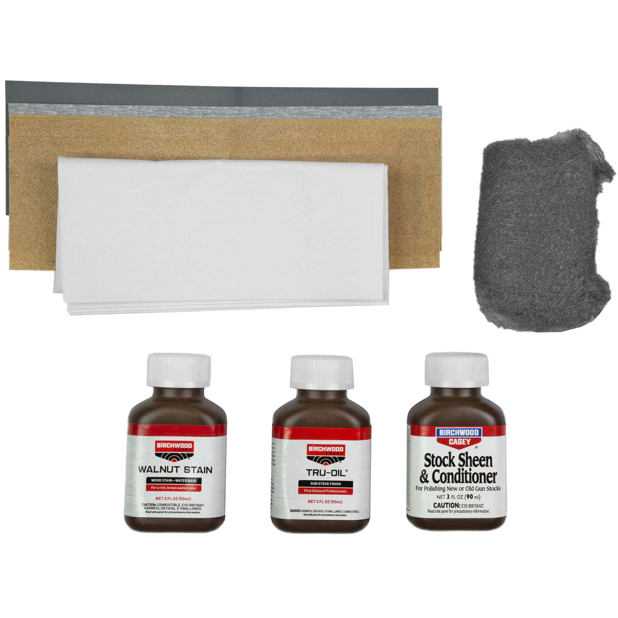 B/c Gsk Tru-oil Stock Finish Kit
