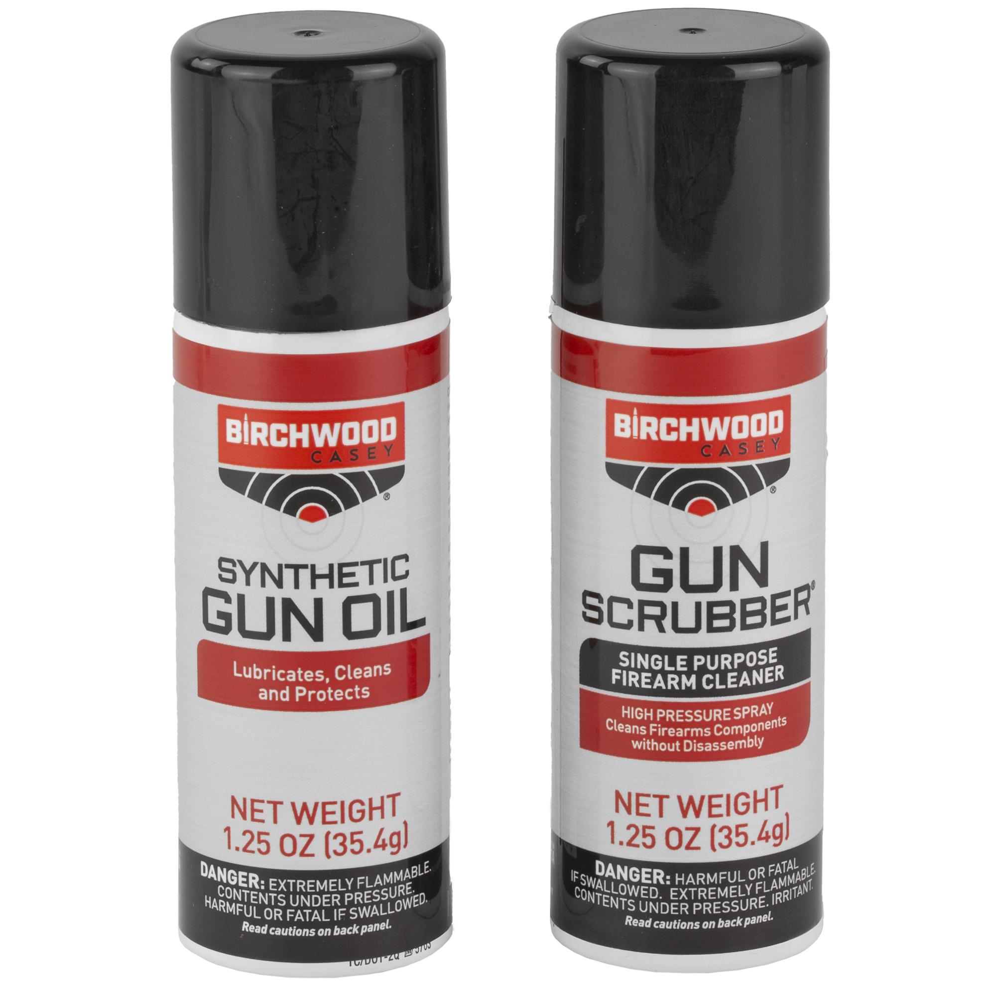 B/c Gun Scrubber/oil 1.25oz  6 Cans