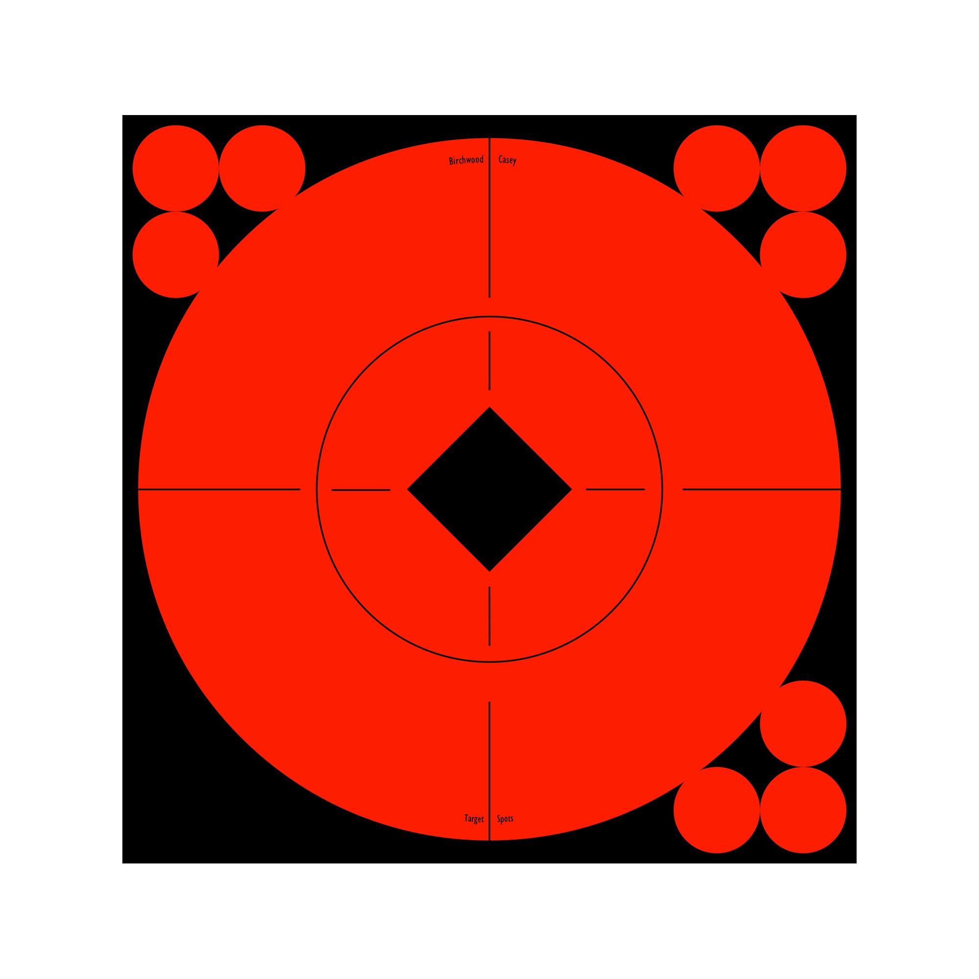 "B/c Target Spots 10-6"""